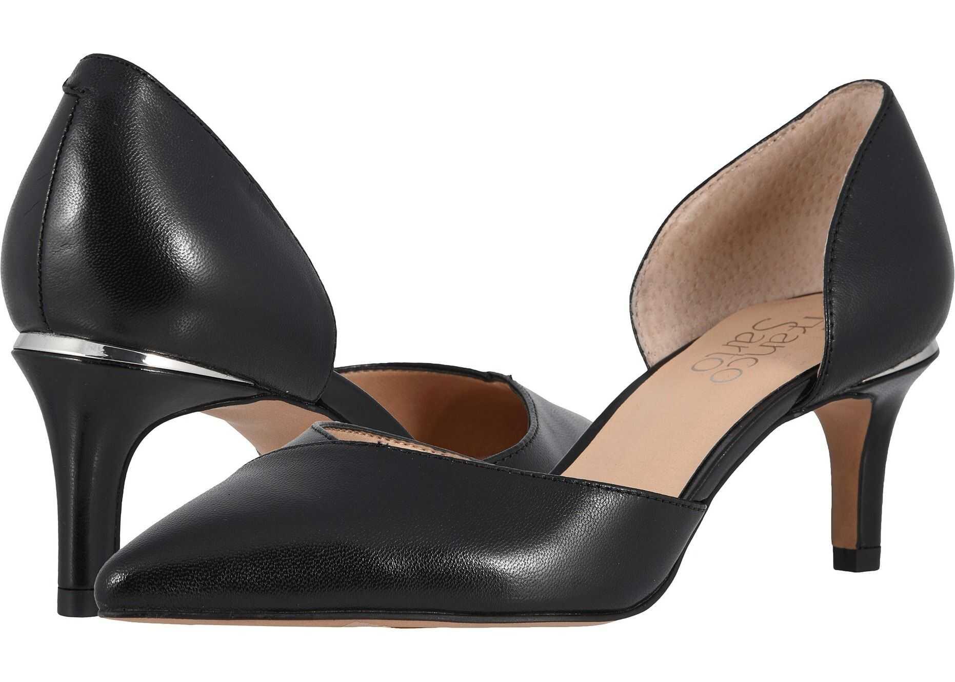 Franco Sarto Daisi Black Leather