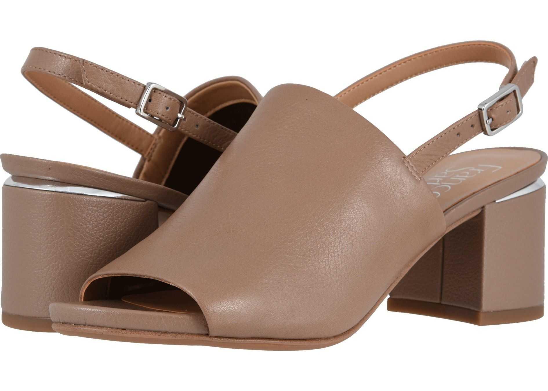 Franco Sarto Marielle Taupe Leather