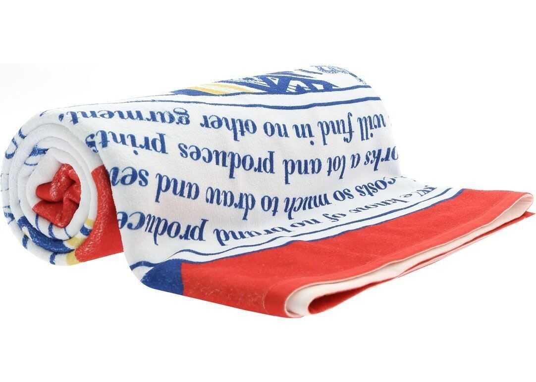 Moschino X Budweiser Beach Towel thumbnail
