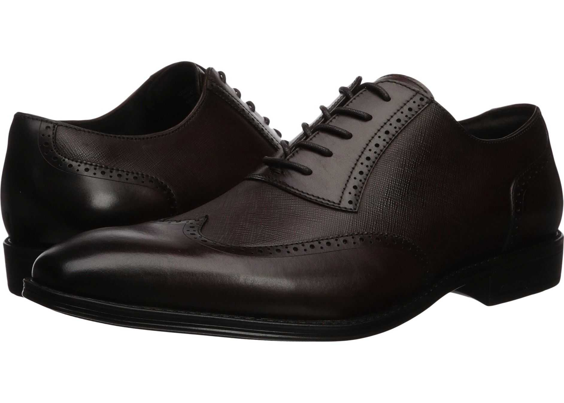 Kenneth Cole New York Micah Lace-Up B Brown