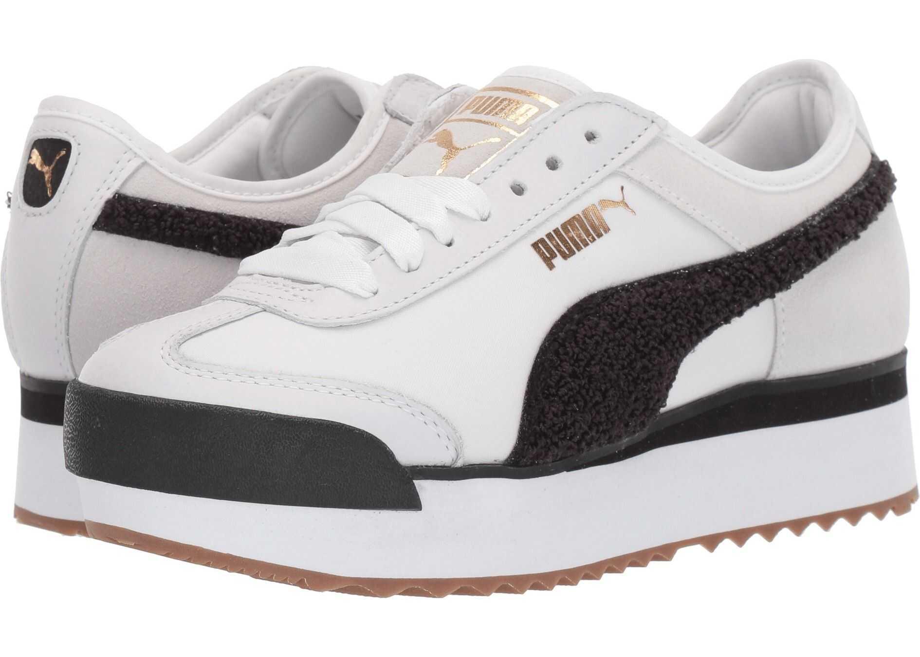 PUMA Roma Amor Heritage Puma White/Puma Black