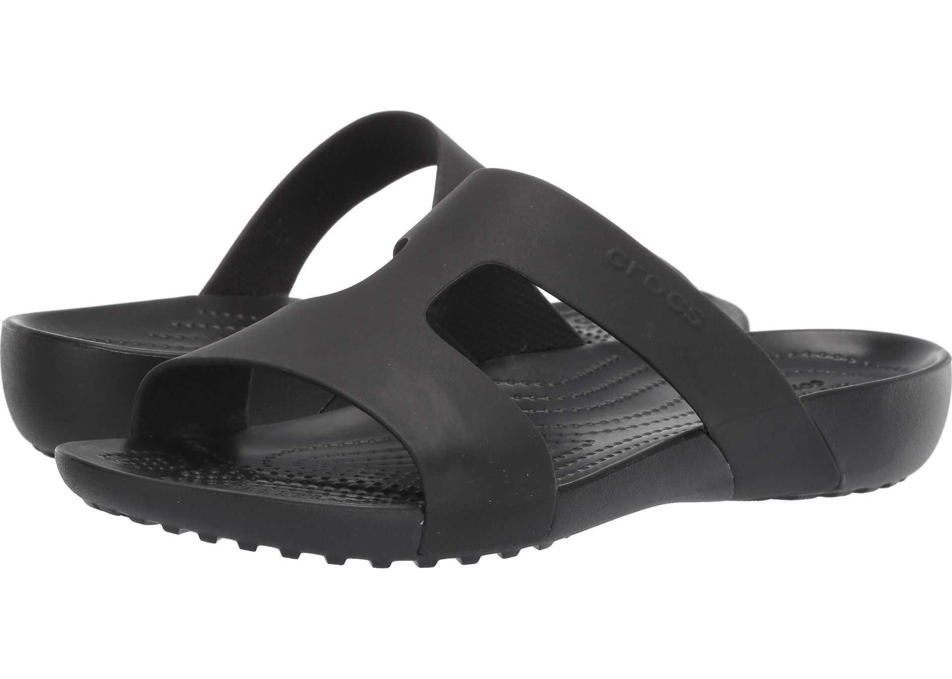 Crocs Serena Slide Black/Black