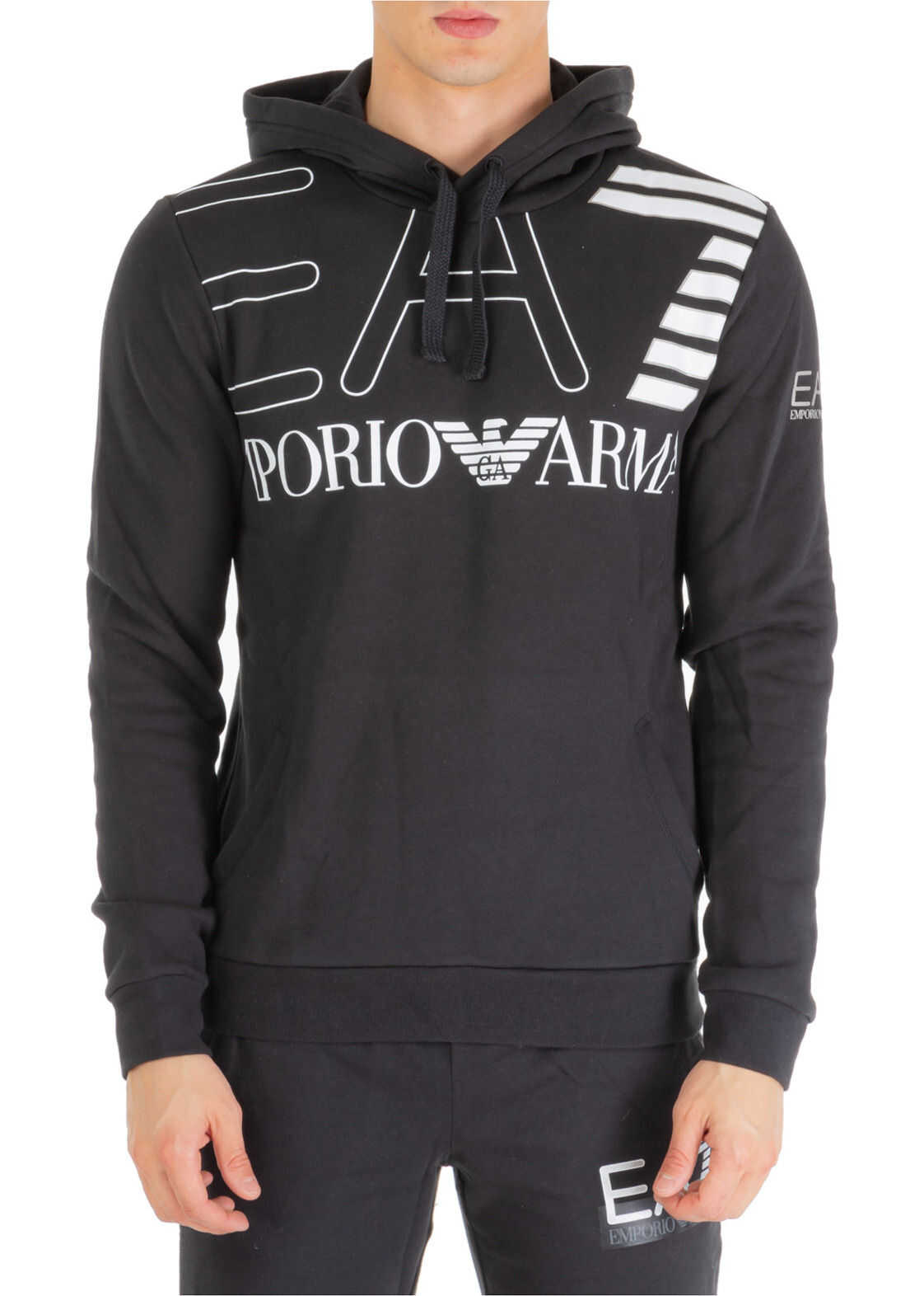 EA7 Sweatshirt Sweat Black
