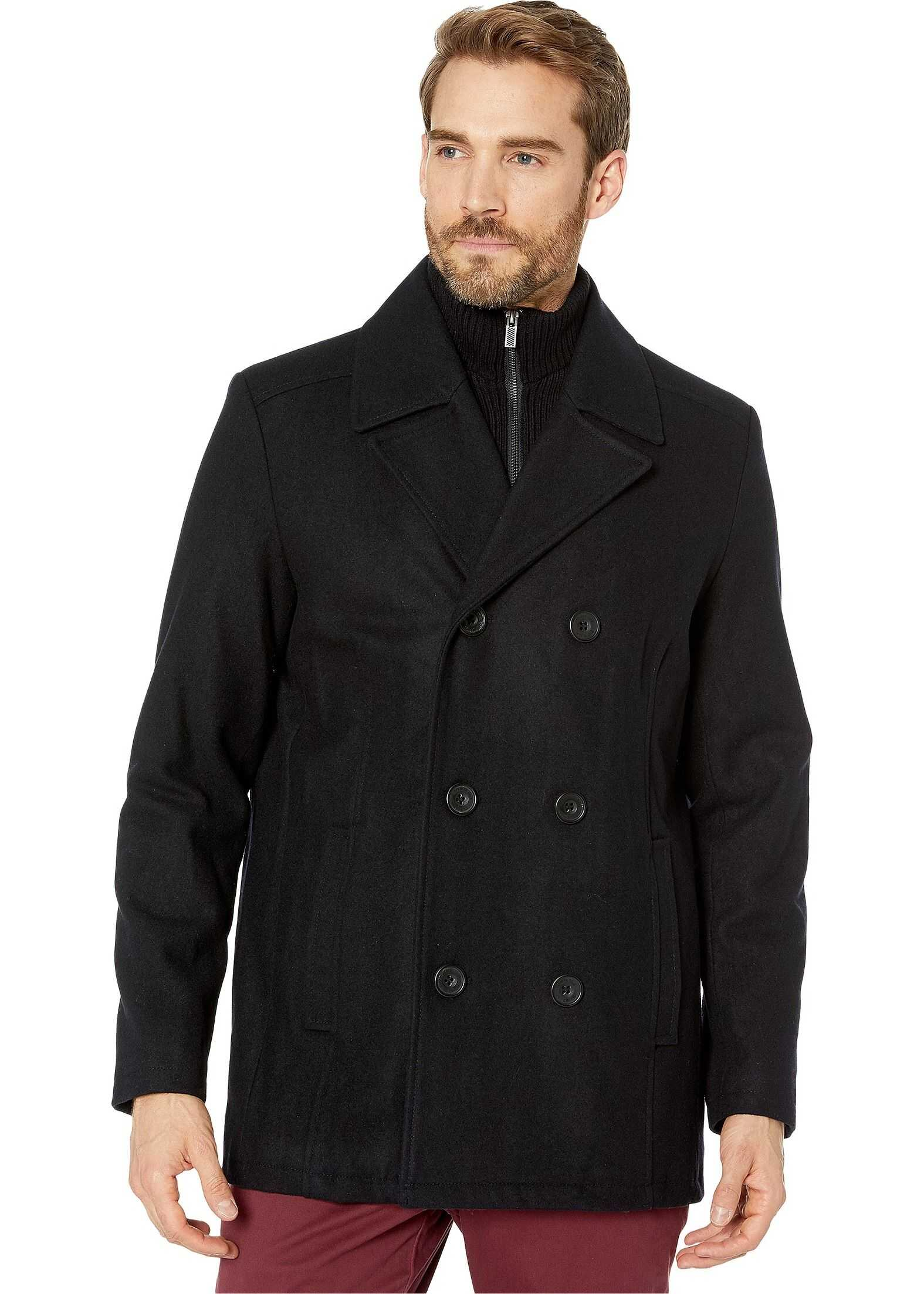 Kenneth Cole New York Remington Peacoat Navy