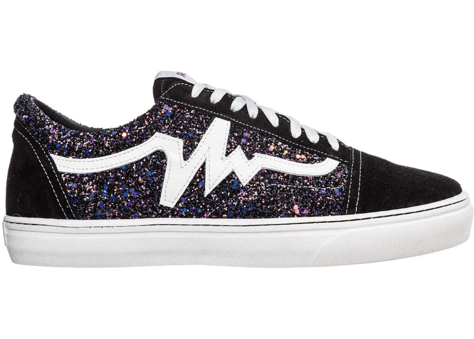 AP08 Sneakers Galaxi Black