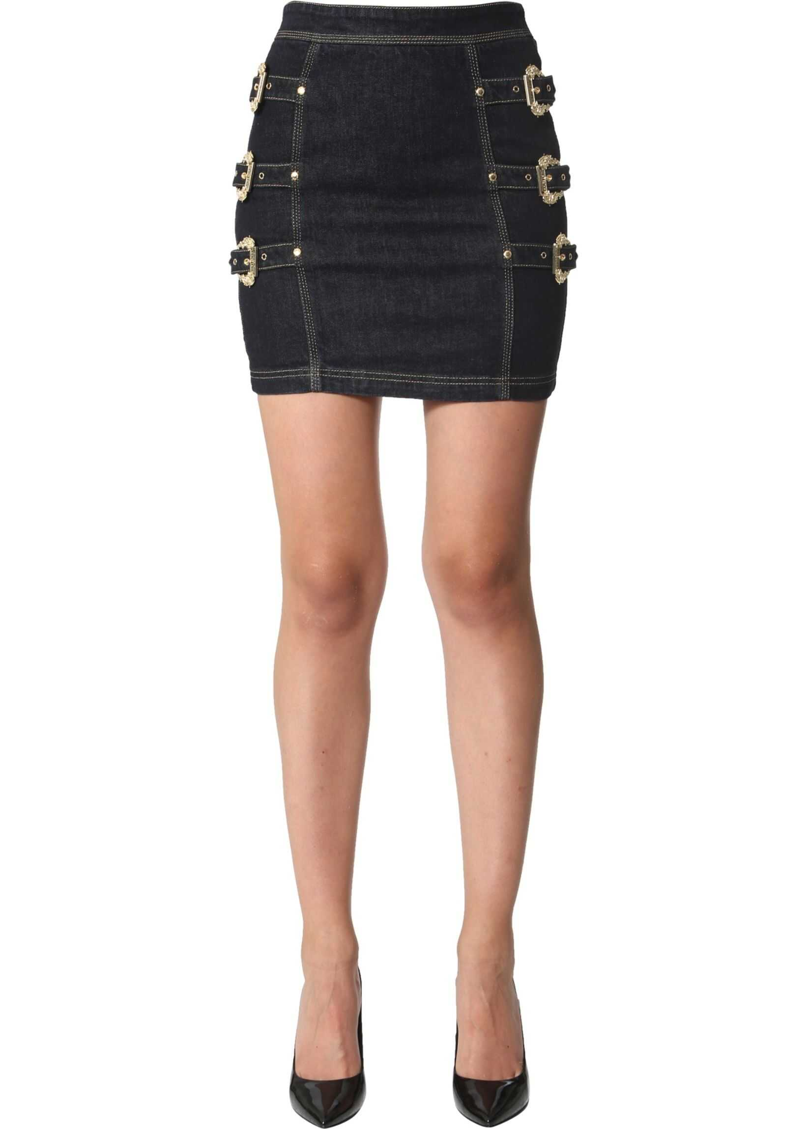 Skirt With Side Buckles thumbnail