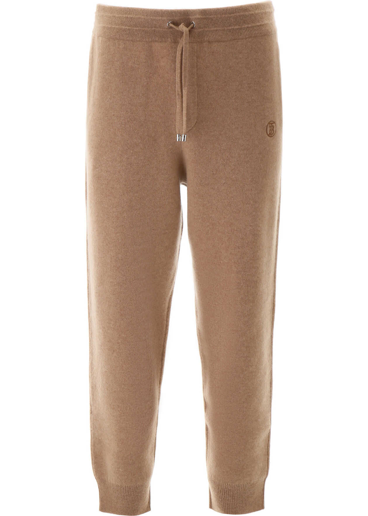 Burberry Cashmere Joggers PALE COFFEE