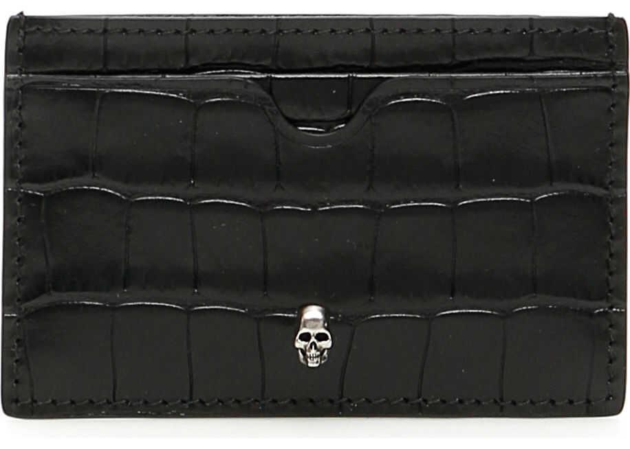 Alexander McQueen 550855 DZT0Y BLACK