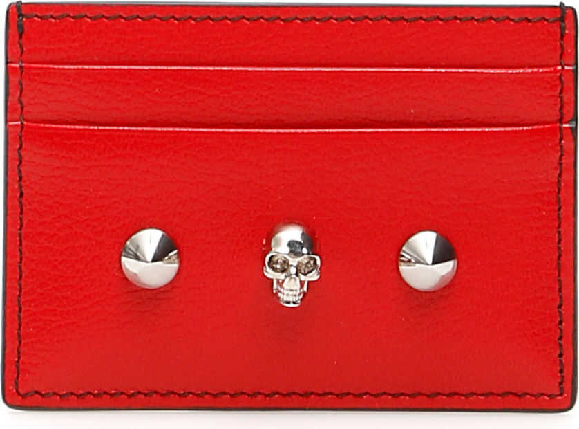 Alexander McQueen 610206 1SM2I NEW RED BLACK