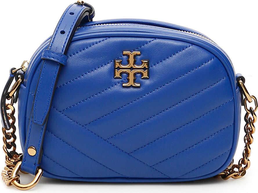 Tory Burch Chevron Kira Bag NAUTICAL BLUE
