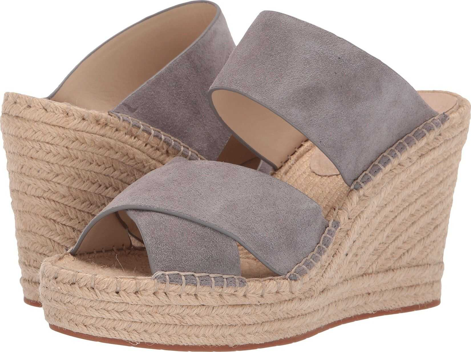 Kenneth Cole New York Olivia X Band Grey Suede