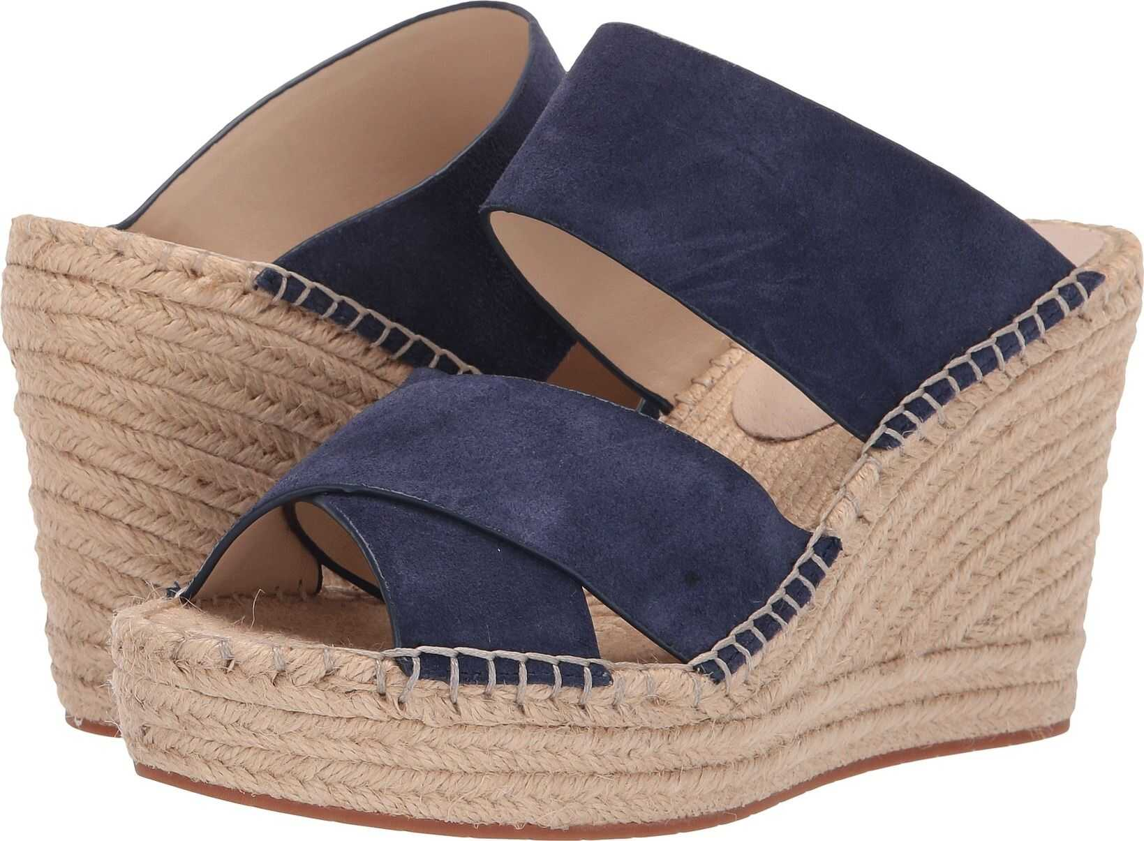 Kenneth Cole New York Olivia X Band Marine Suede