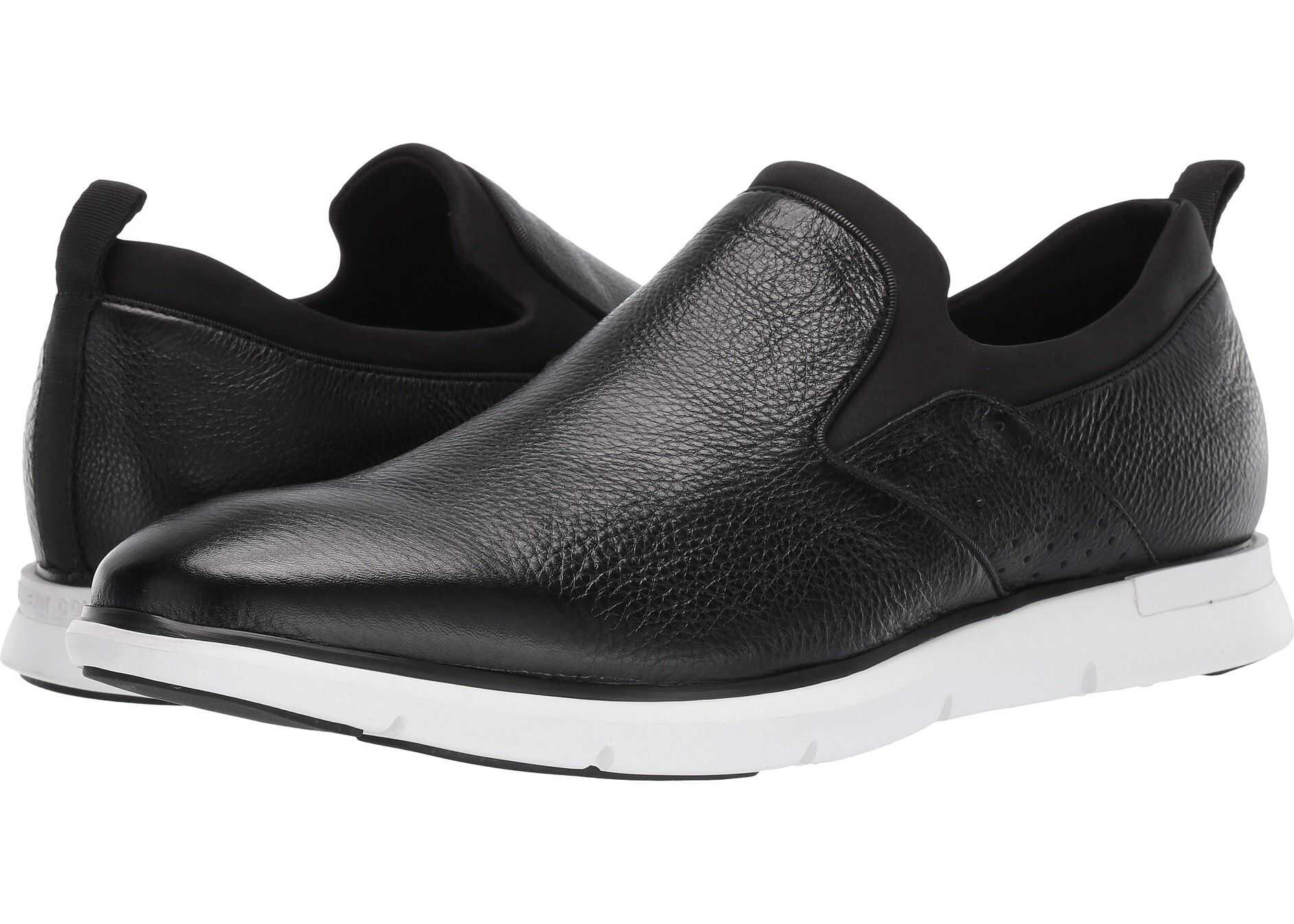 Kenneth Cole New York Dover Slip-On Black