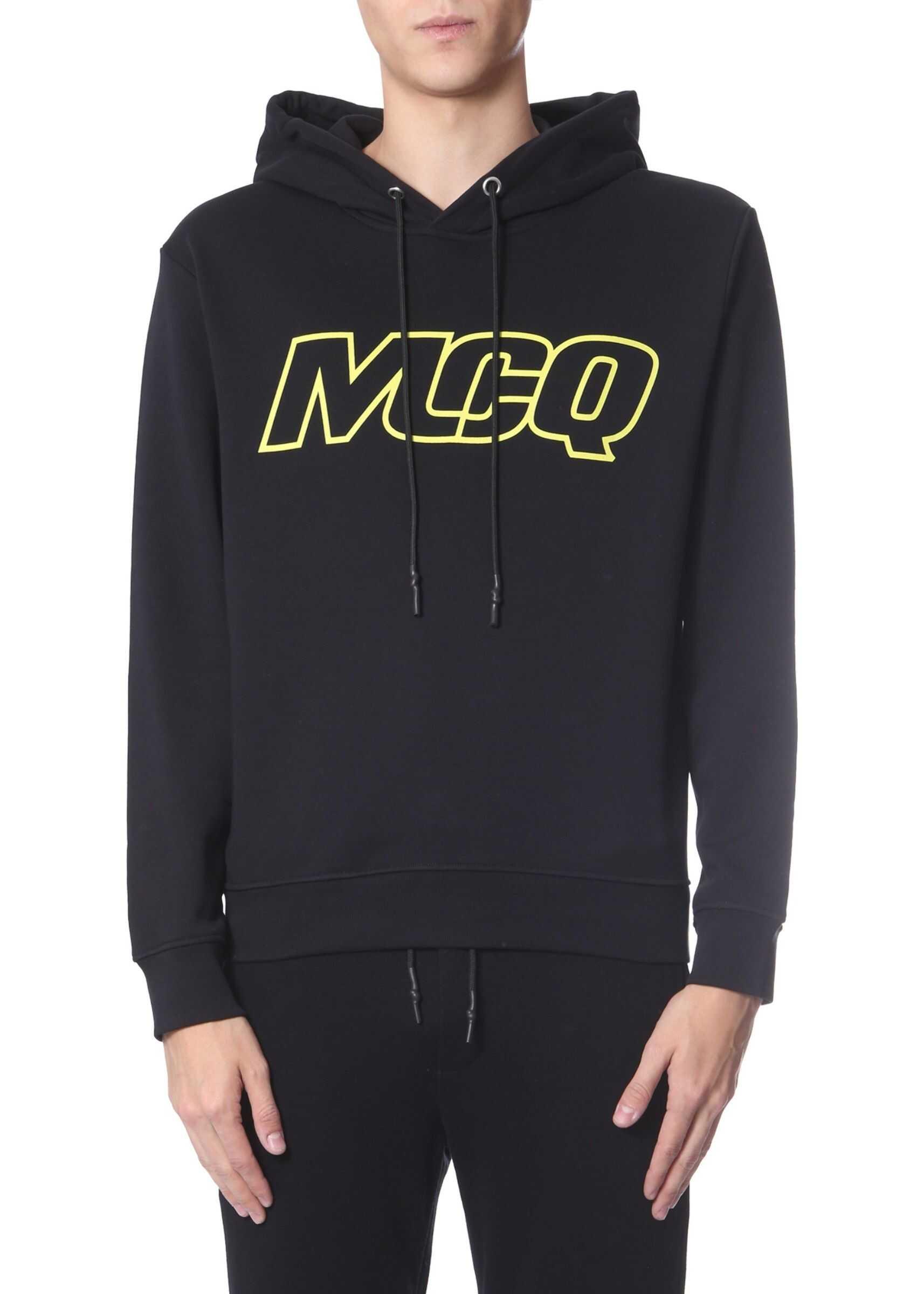 MCQ Alexander McQueen Hoodie BLACK