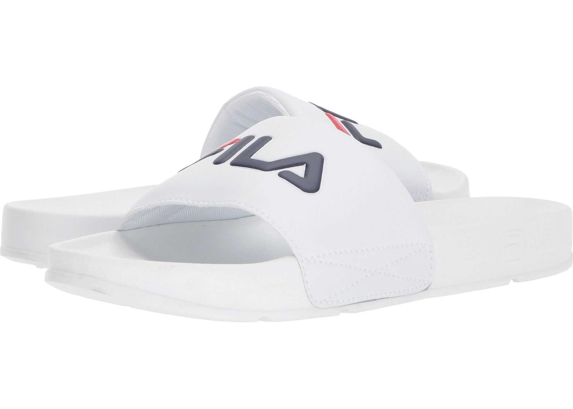 Fila Drifter White/Fila Navy/Fila Red