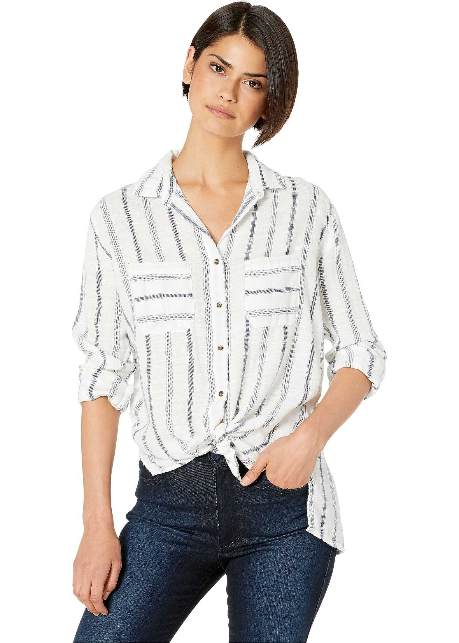 Billabong Easy Movin Shirt Salt Crystal