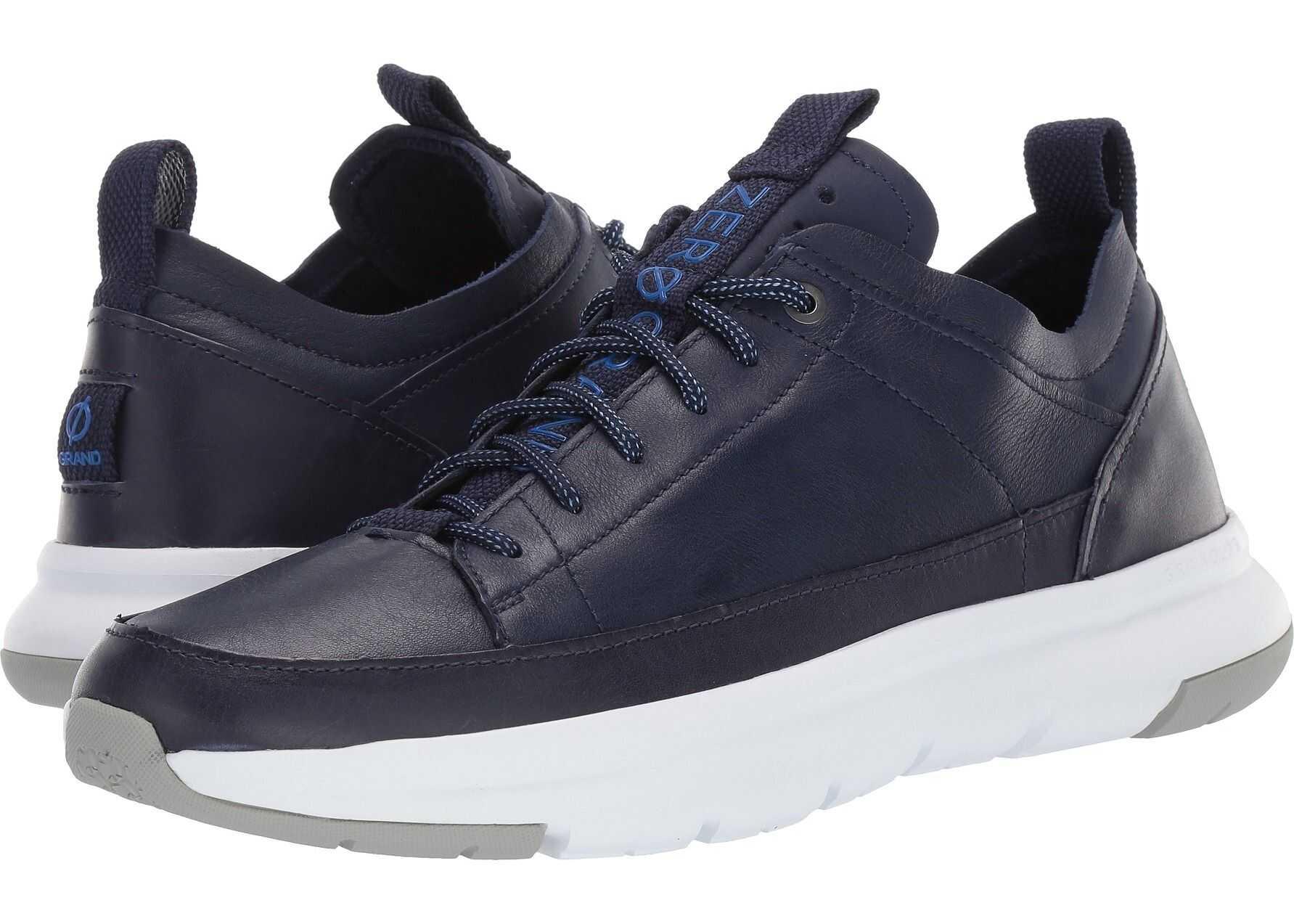 Cole Haan Zerogrand Explore Sneaker Navy Ink/Provence/Vapor Grey