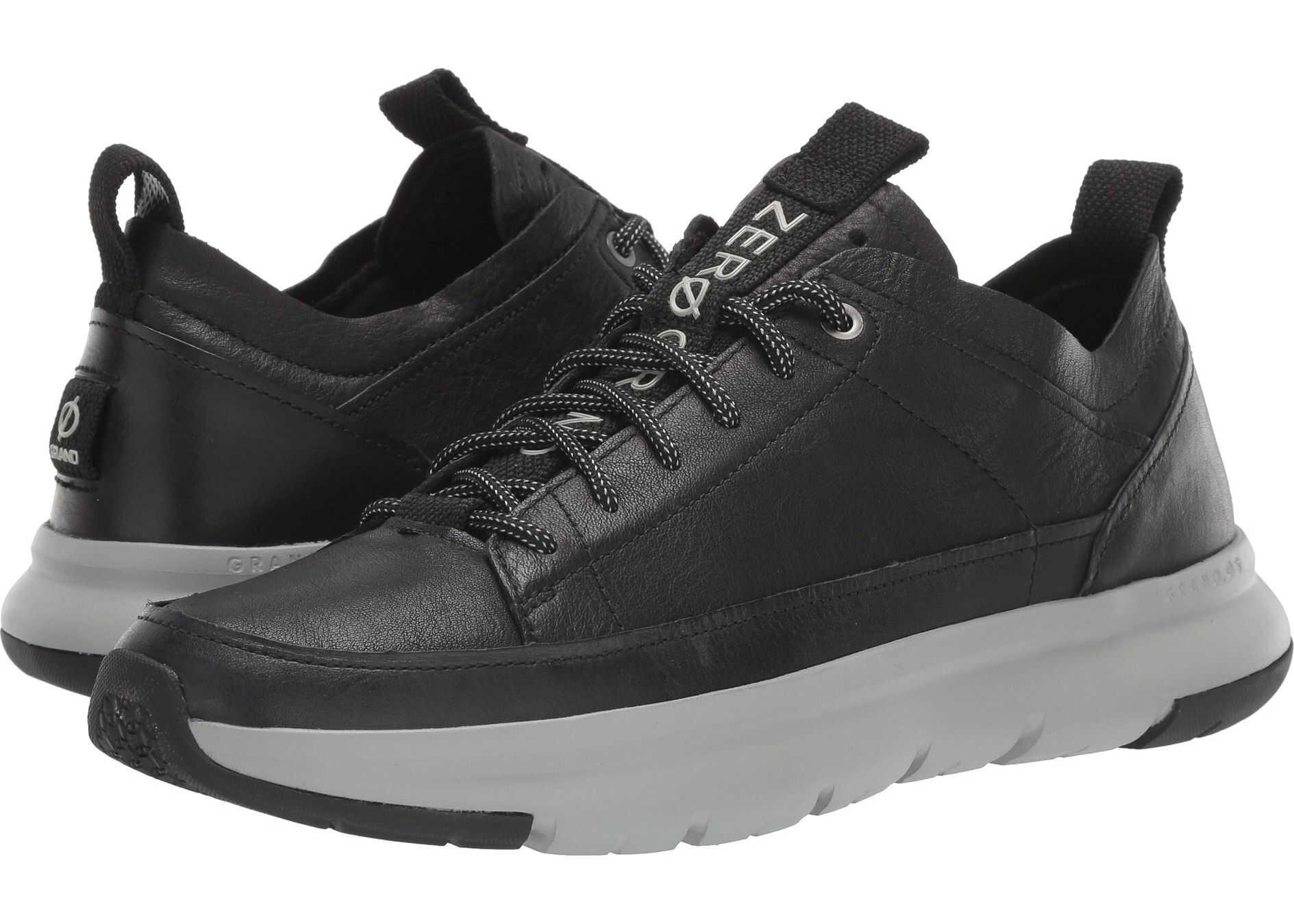 Cole Haan Zerogrand Explore Sneaker Black/Limestone