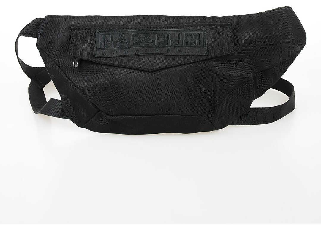 Napapijri Textile Belt Bag BLACK
