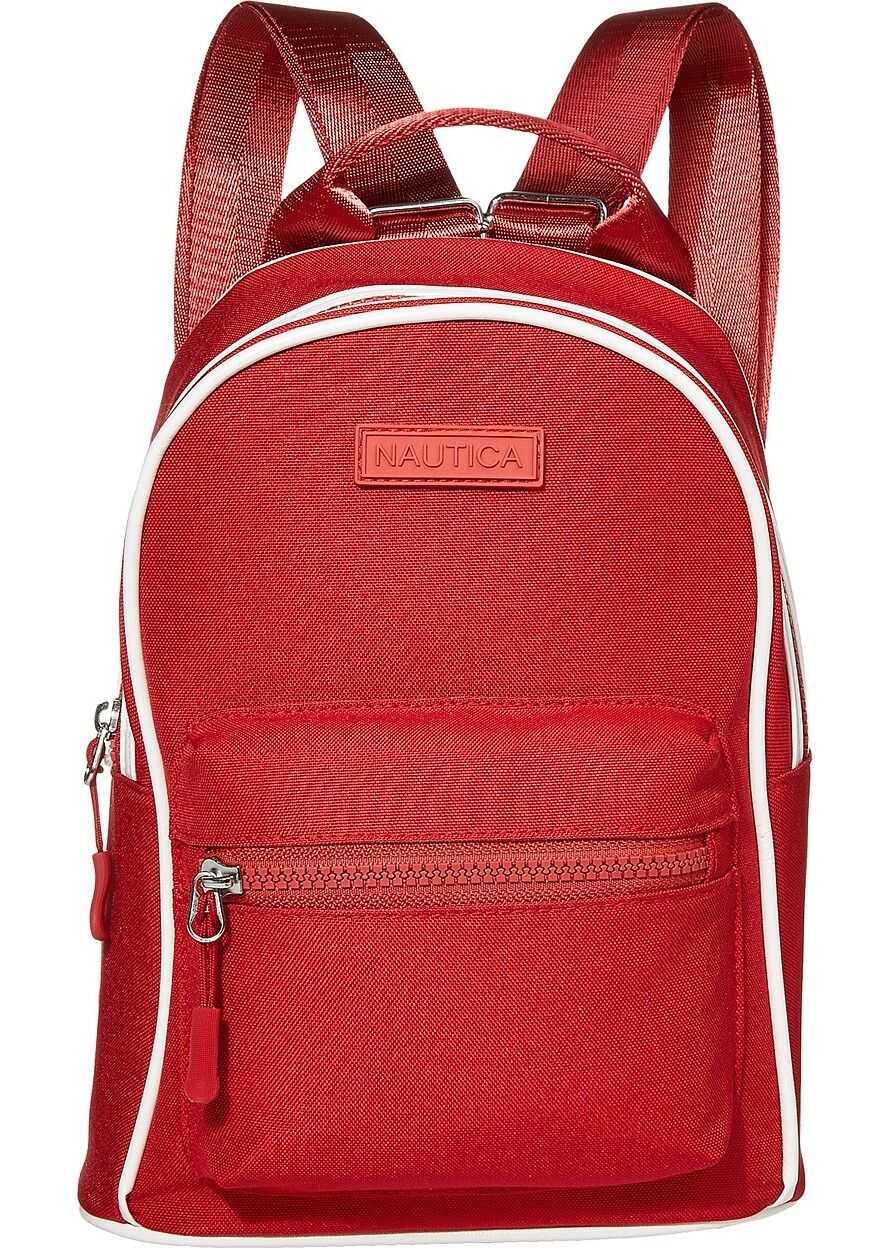 Nautica Desi Junior Backpack Red