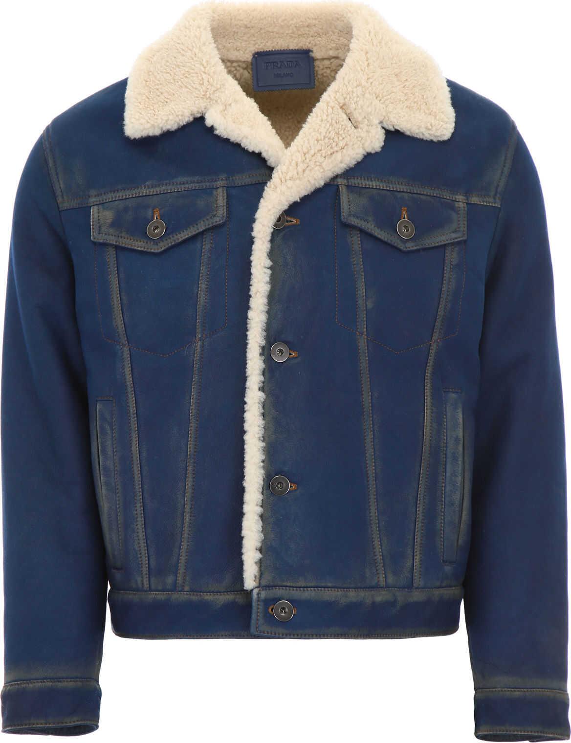 Shearling Jacket thumbnail
