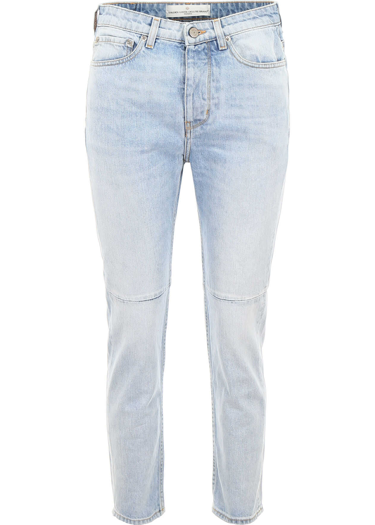 Golden Goose Happy Jeans LIGHT BLUE WASH