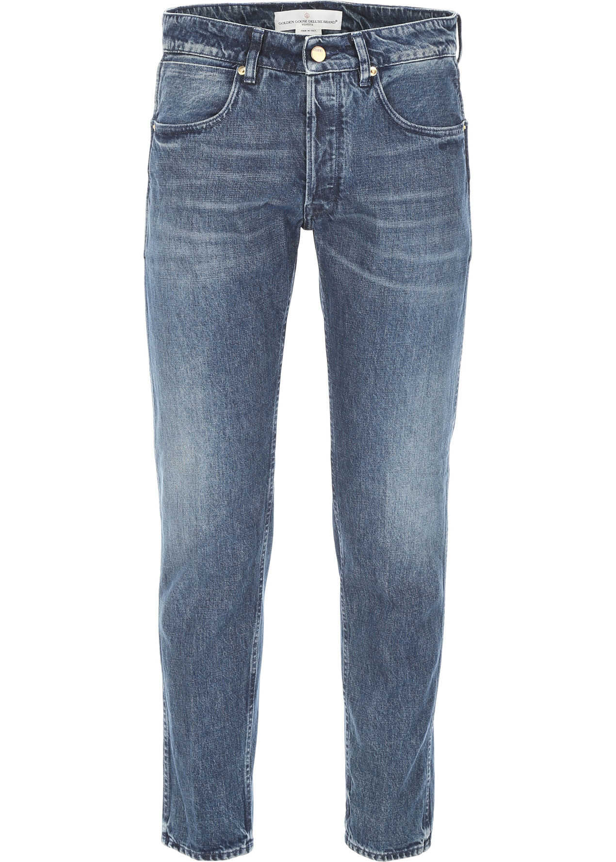 Golden Goose Five Pockets Jeans DARK BLUE WASH