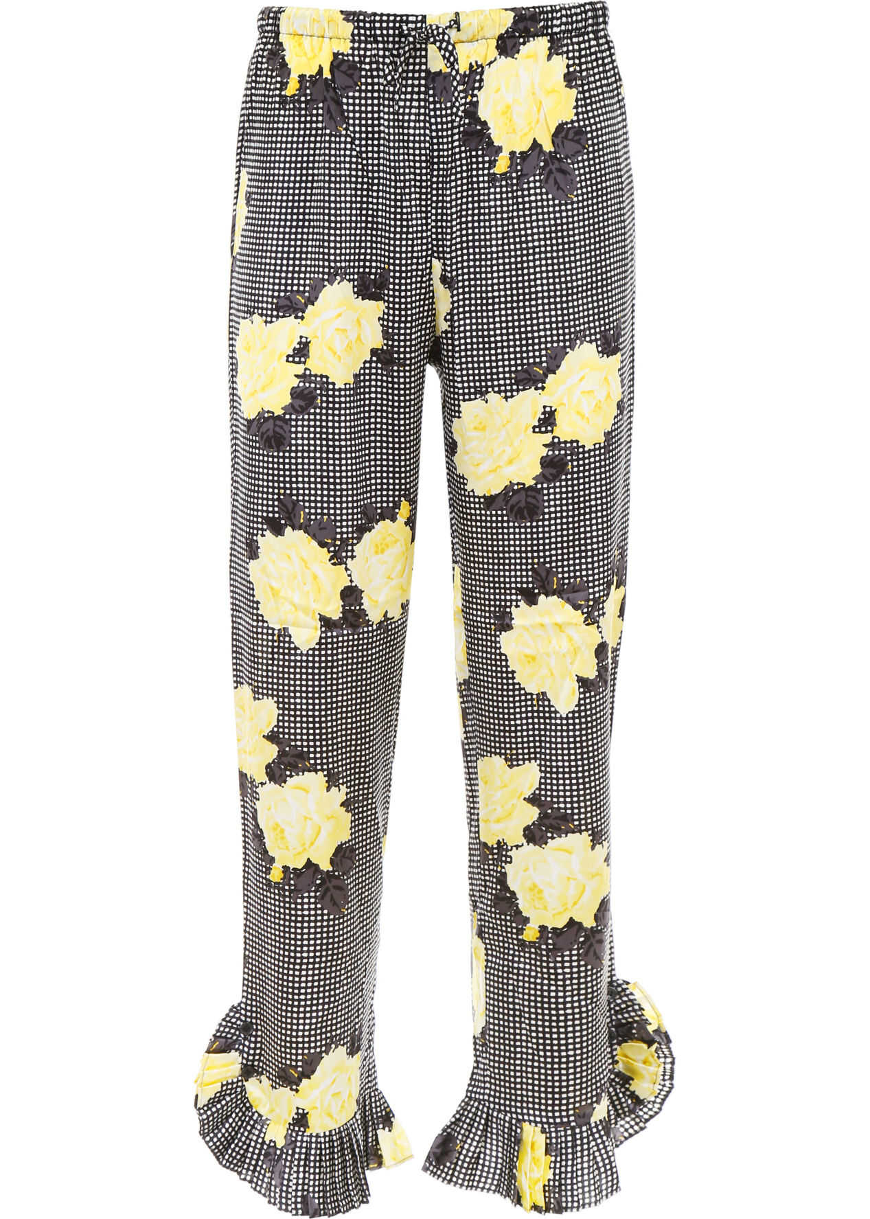 Ganni Calla Trousers BLACK