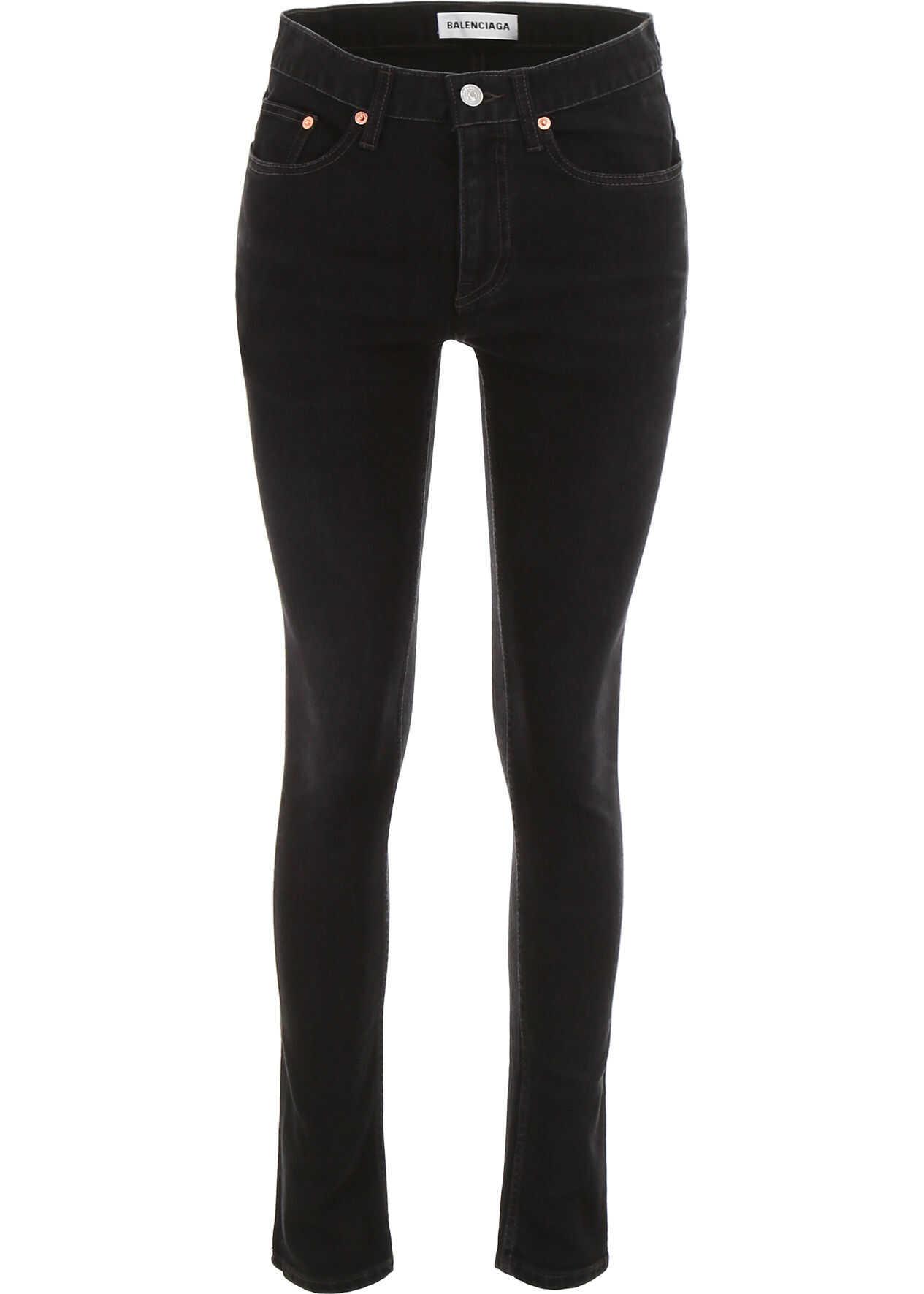 Balenciaga Skinny Jeans WASHED BLACK