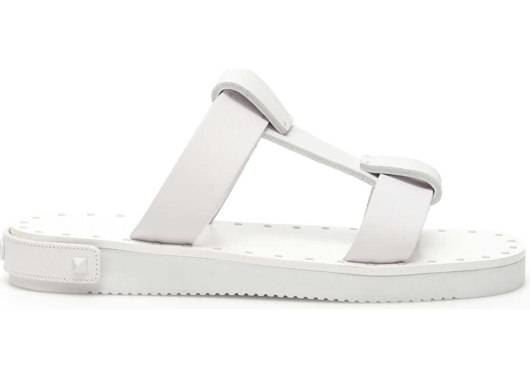 Slider Sandals With Patch thumbnail