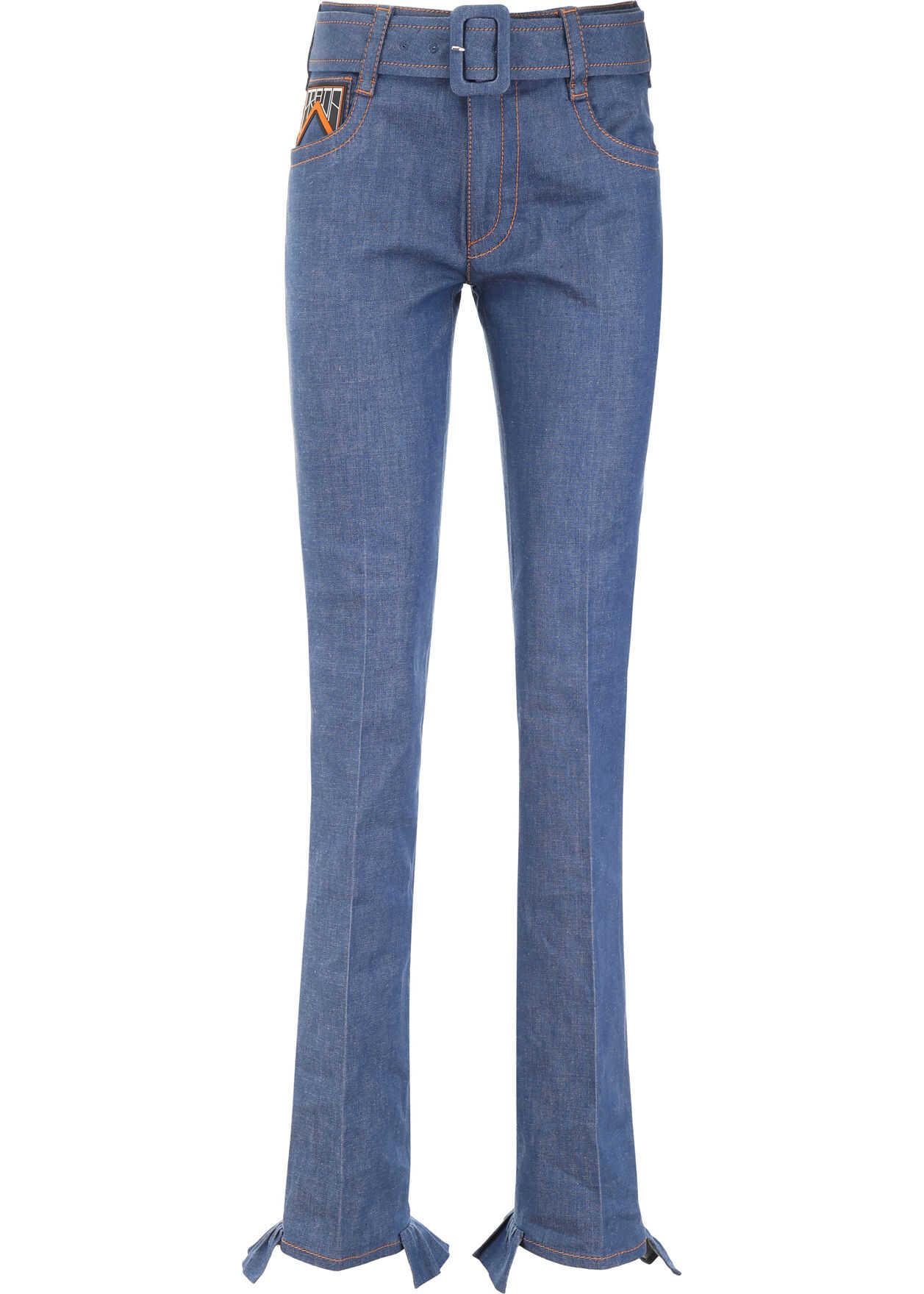 Ruffled Jeans thumbnail
