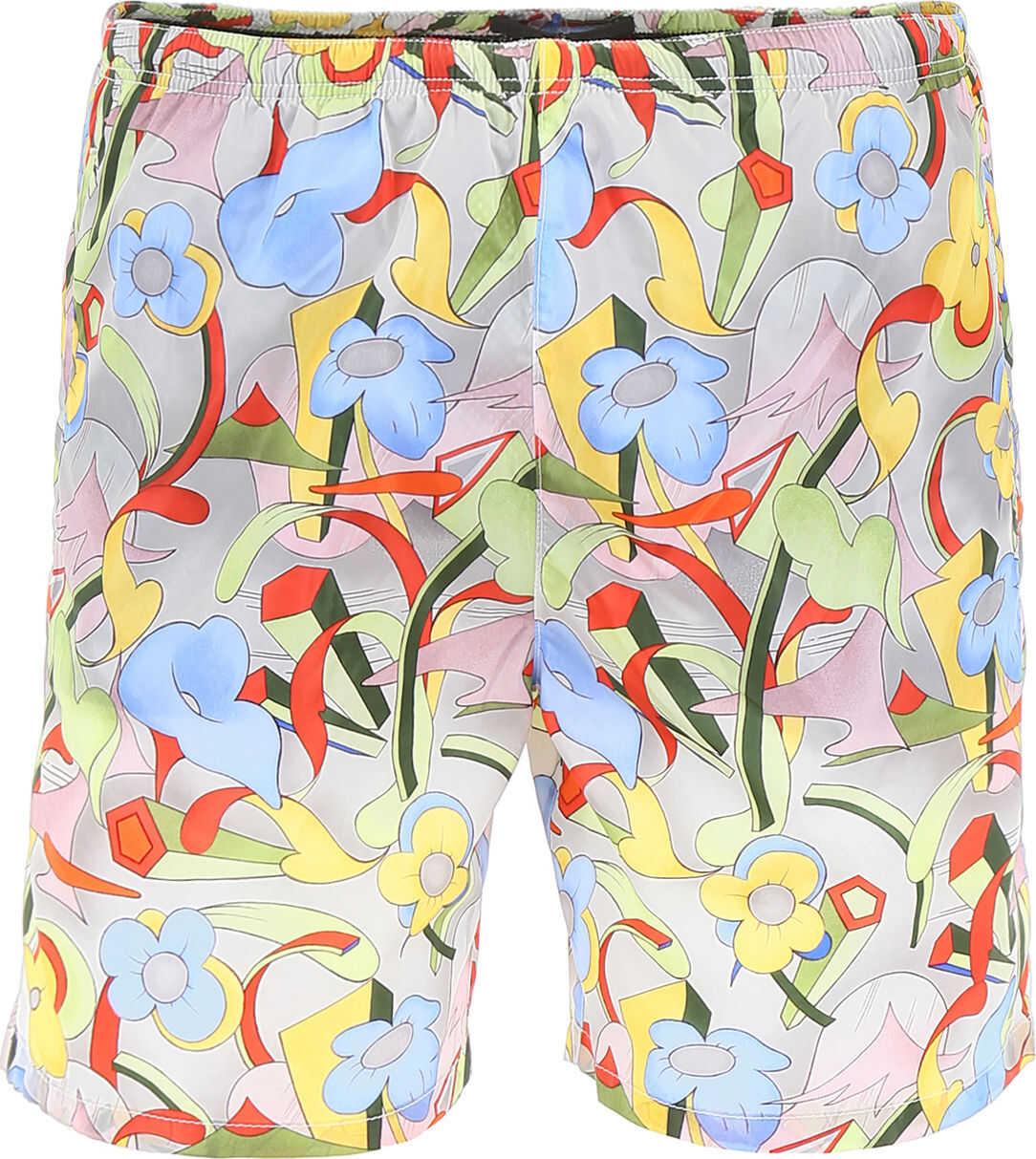 Printed Swim Shorts thumbnail