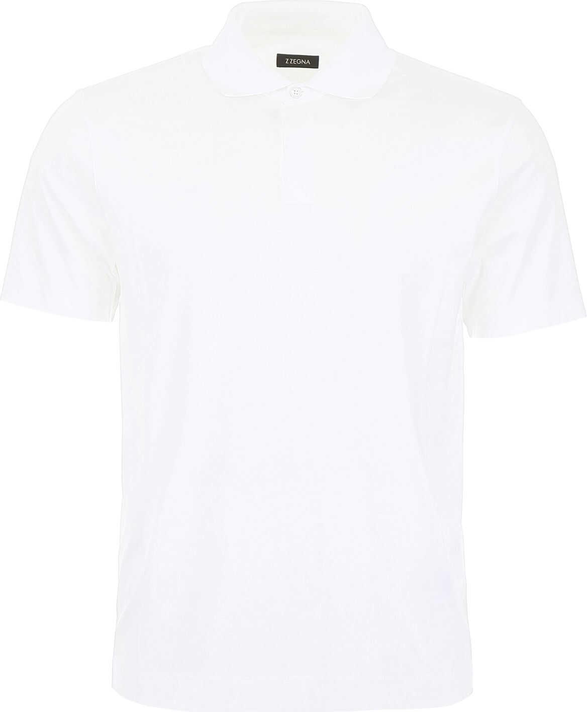 Polo Shirt With Rubber Logo thumbnail