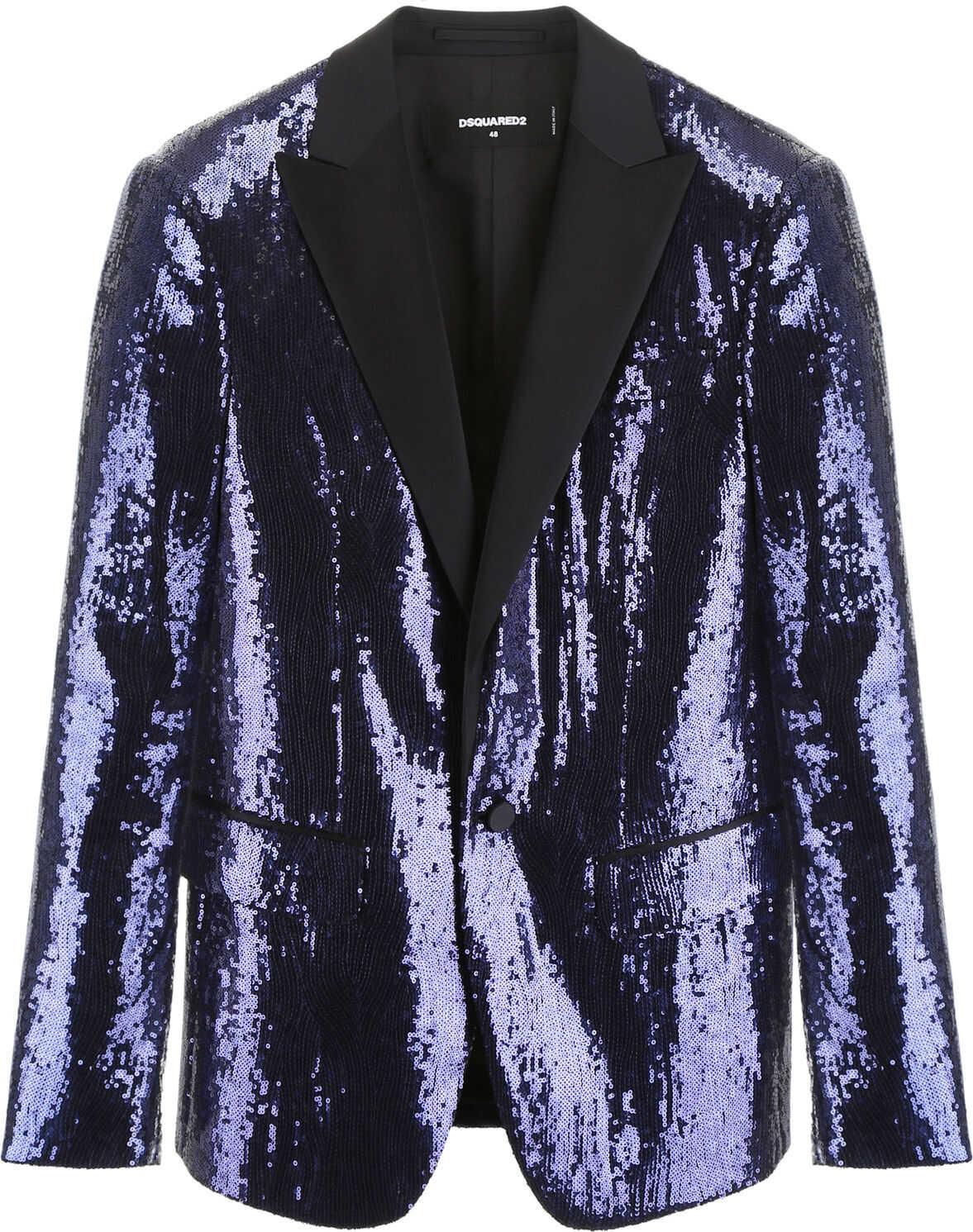 Sequins Tuxedo Jacket thumbnail