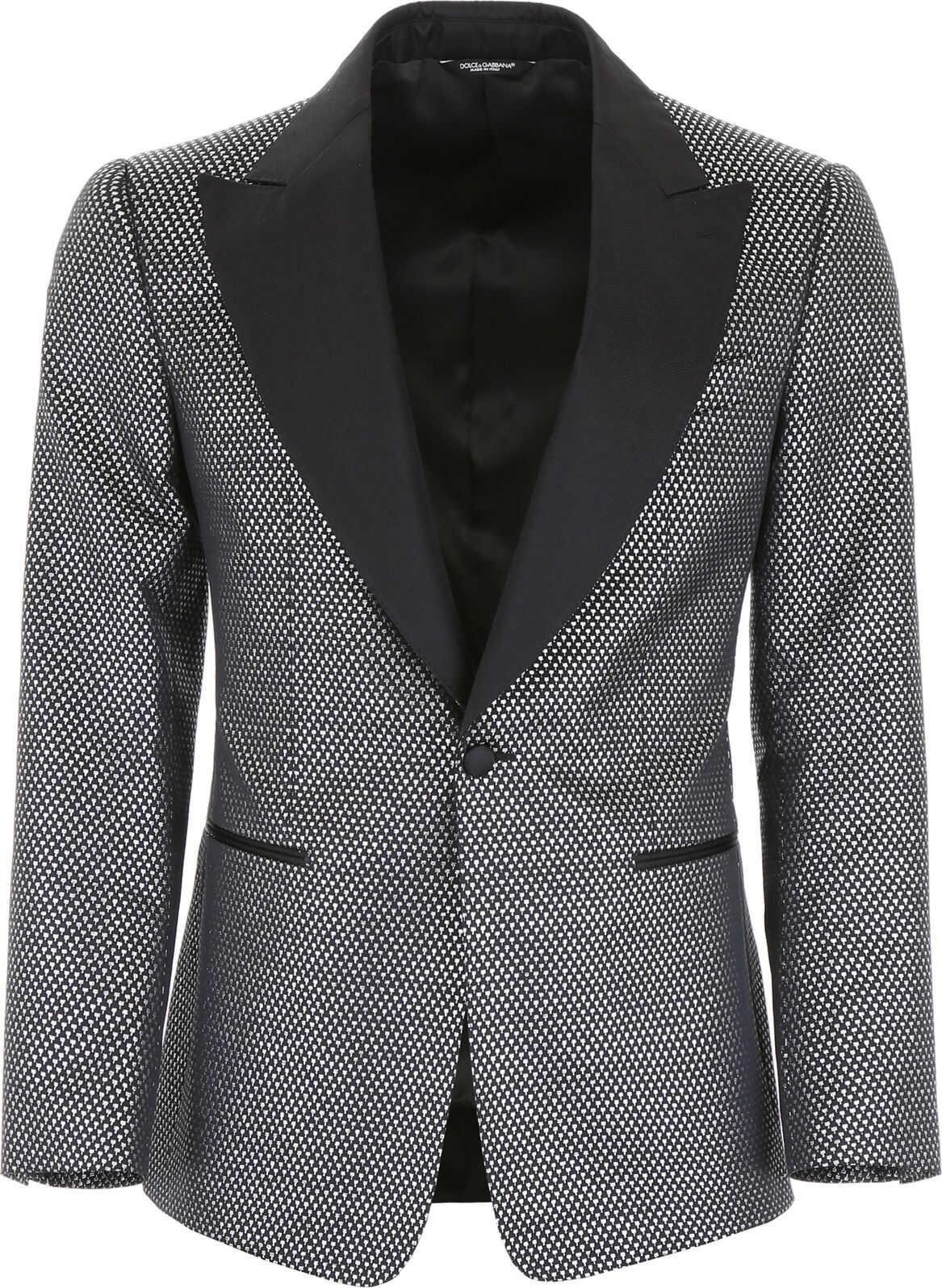 Jacquard Tuxedo Jacket thumbnail