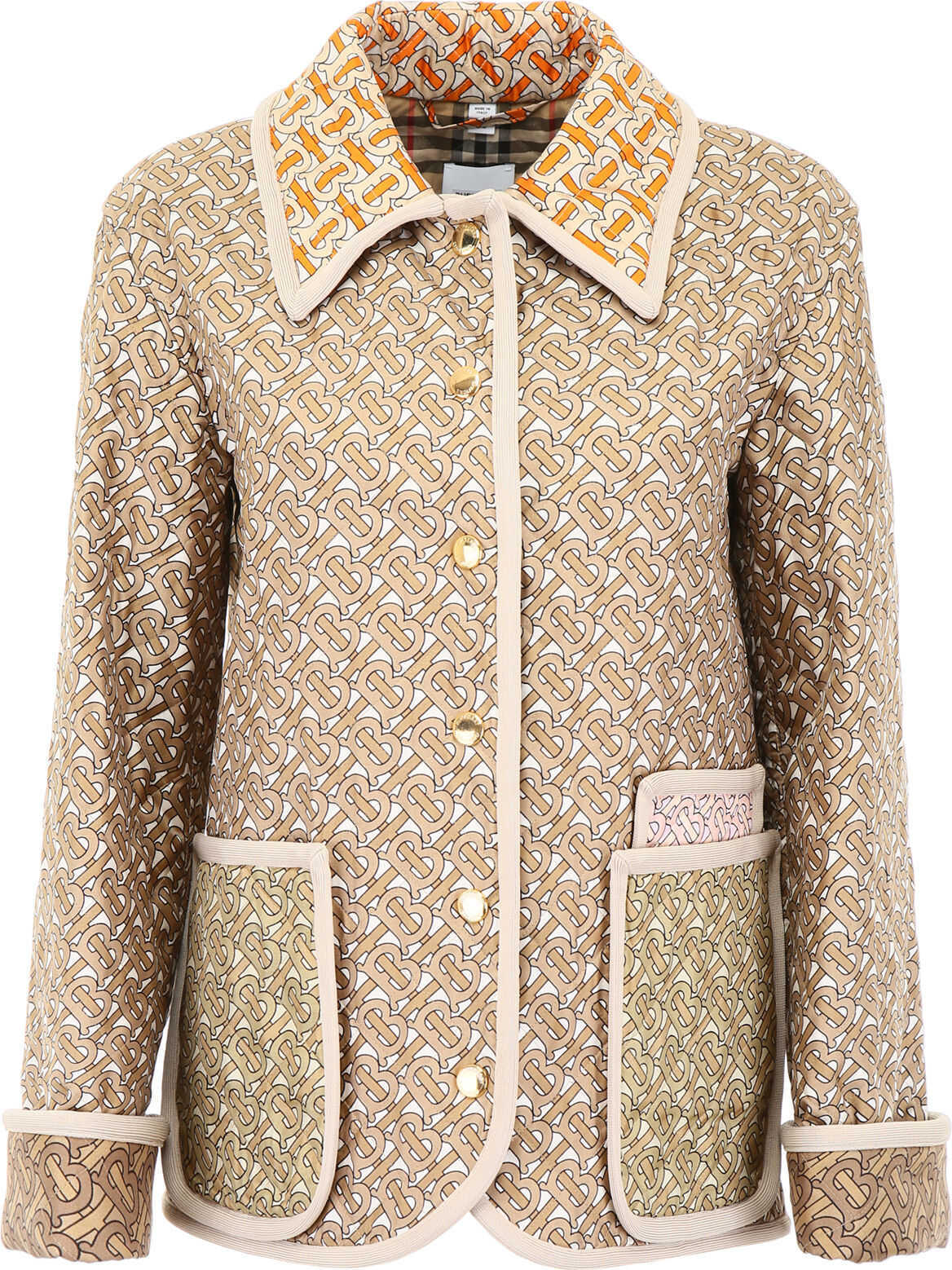 Burberry Monogram Jacket ARCHIVE BEIGE
