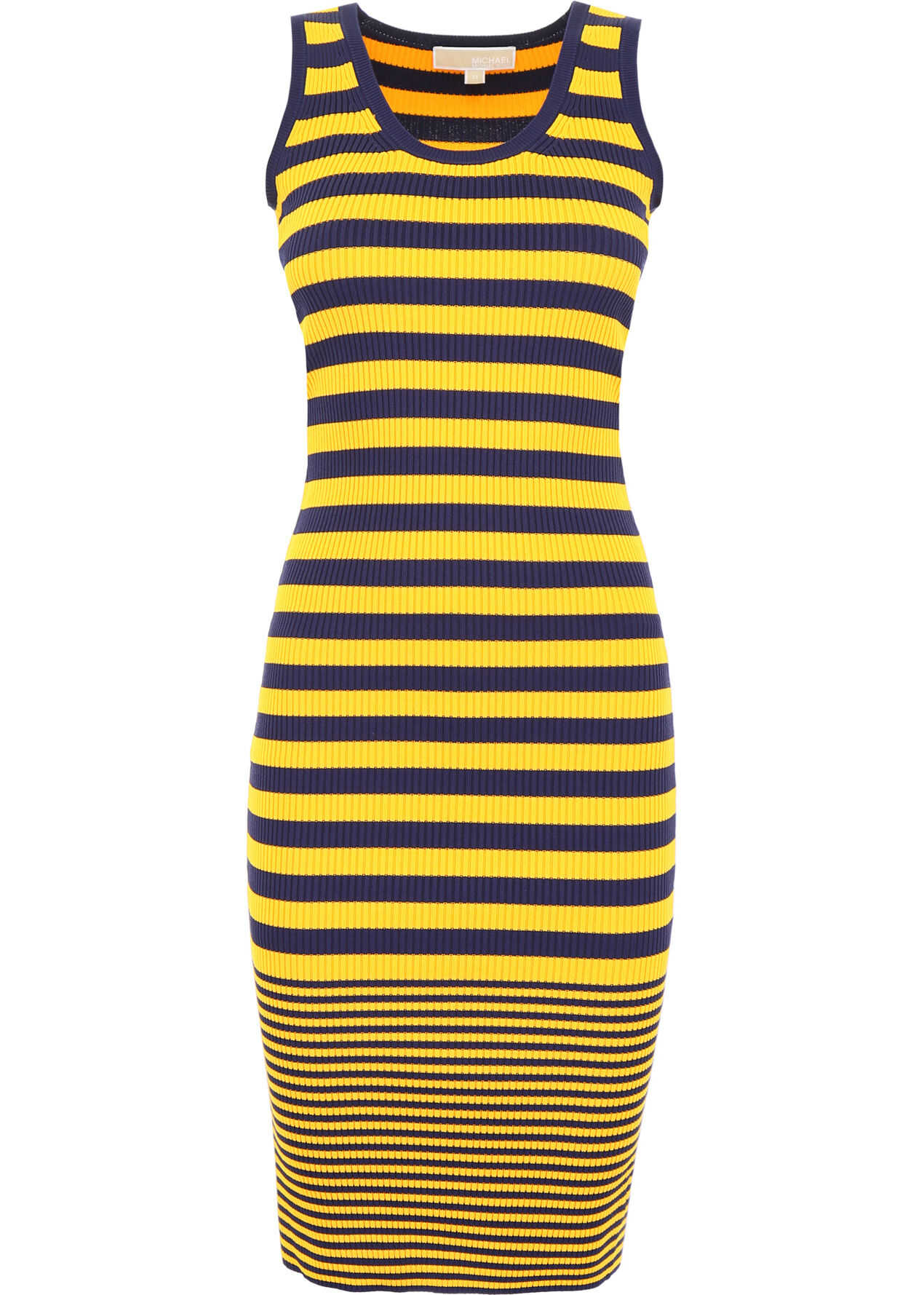 Michael Kors Striped Dress TRNY JSMNYLW