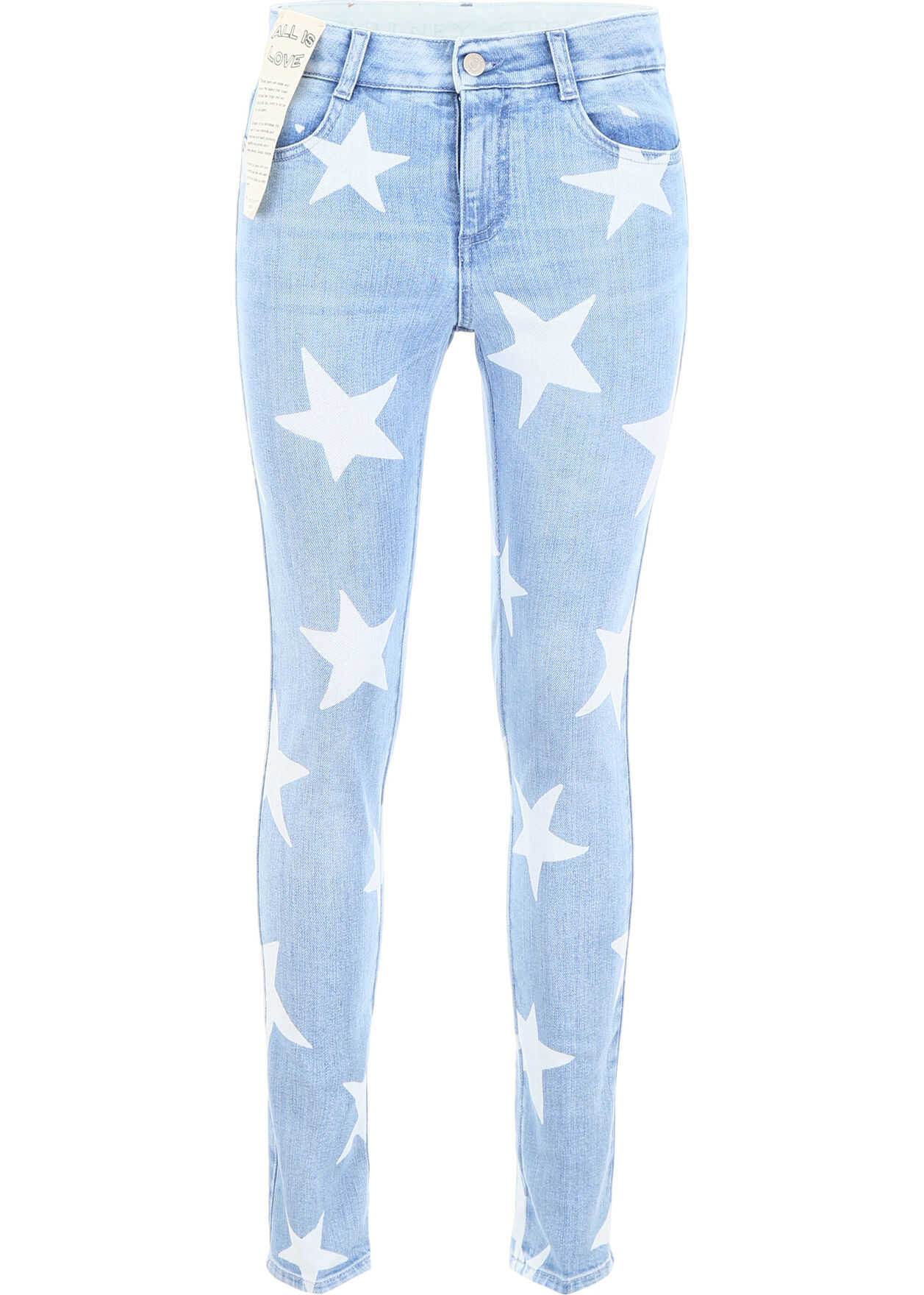 Jeans With Star