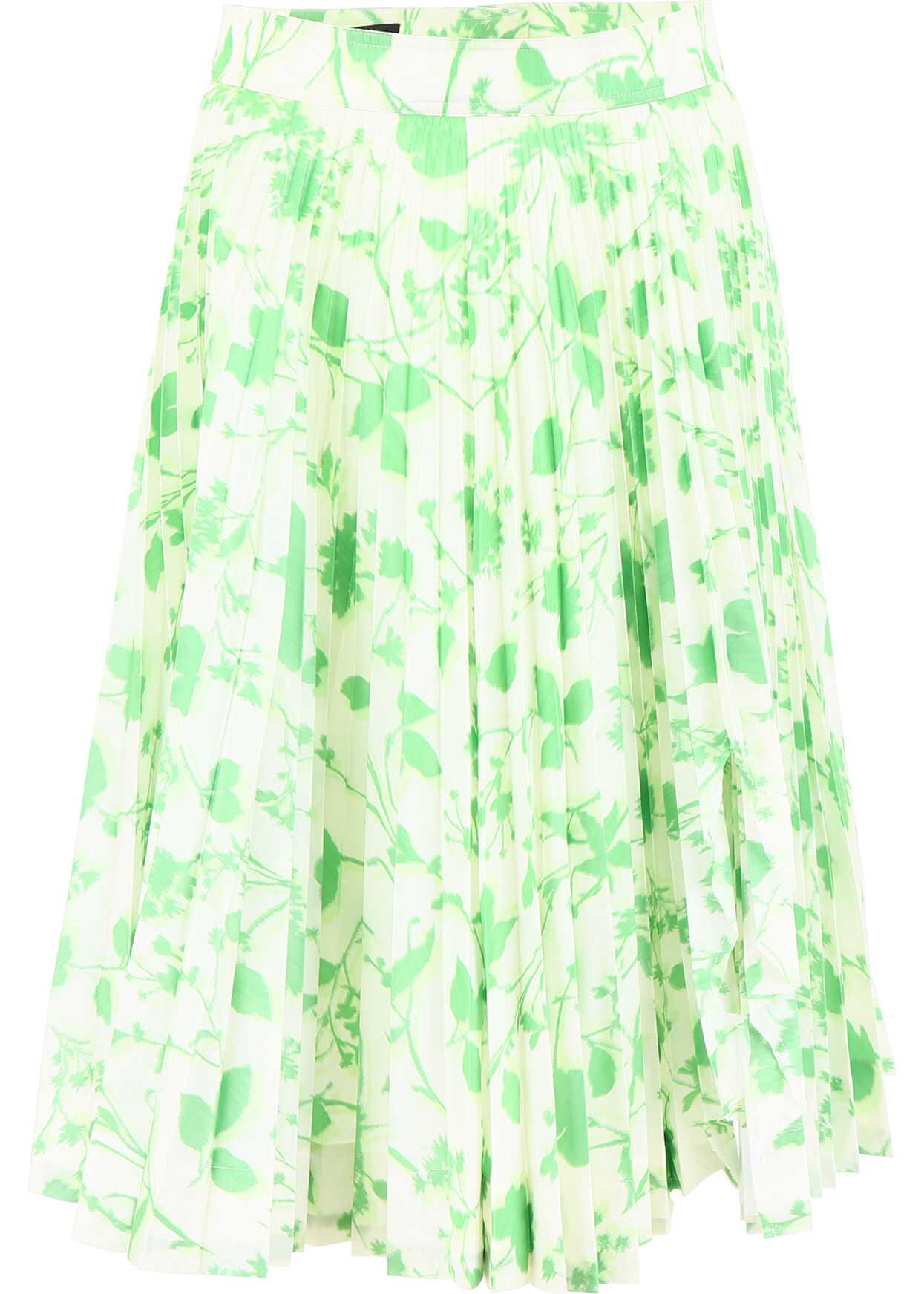 Printed Midi Skirt thumbnail