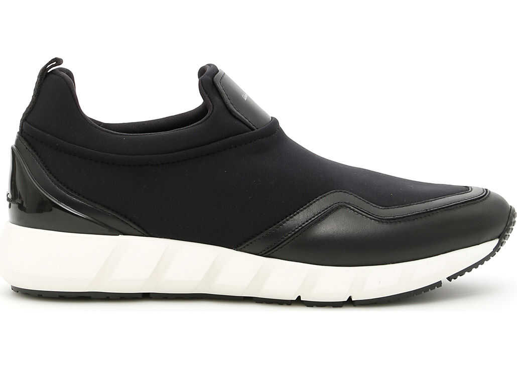 Leather And Nylon Columbia Sneakers thumbnail
