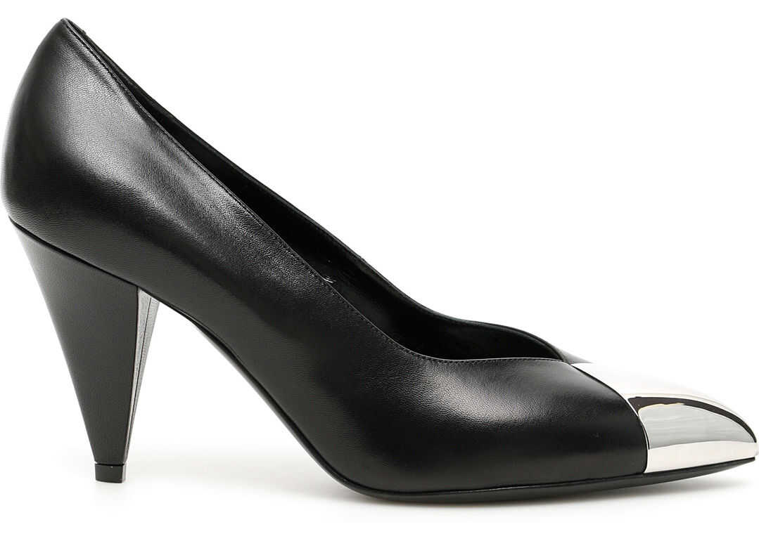 Céline Edwige Pumps BLACK SILVER