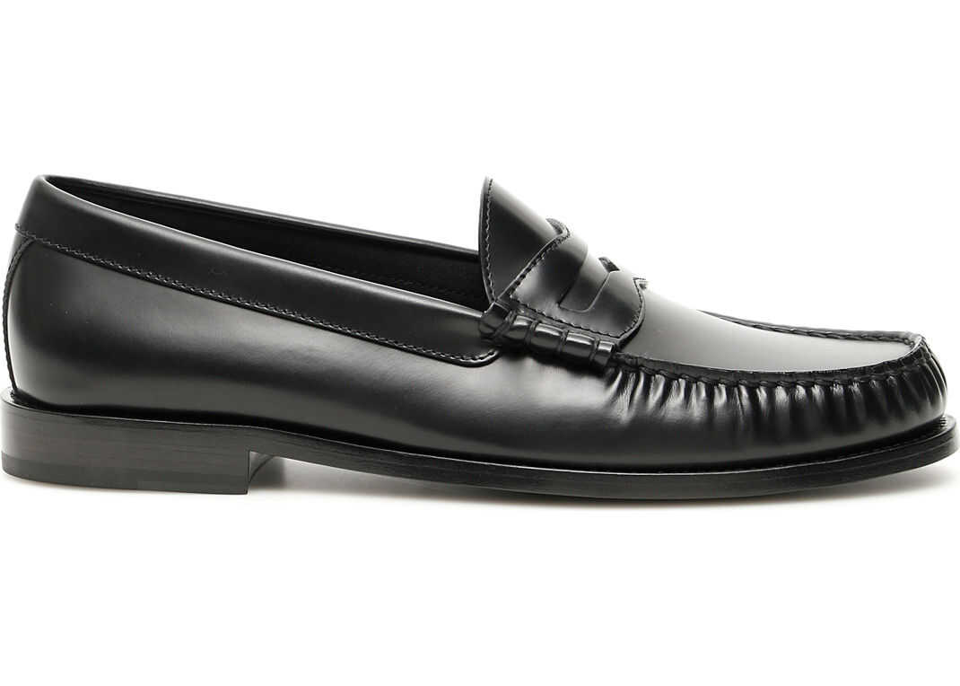 Céline Luco Loafers BLACK