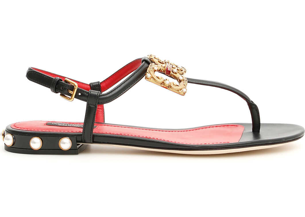 Sandals With Logo Buckle thumbnail