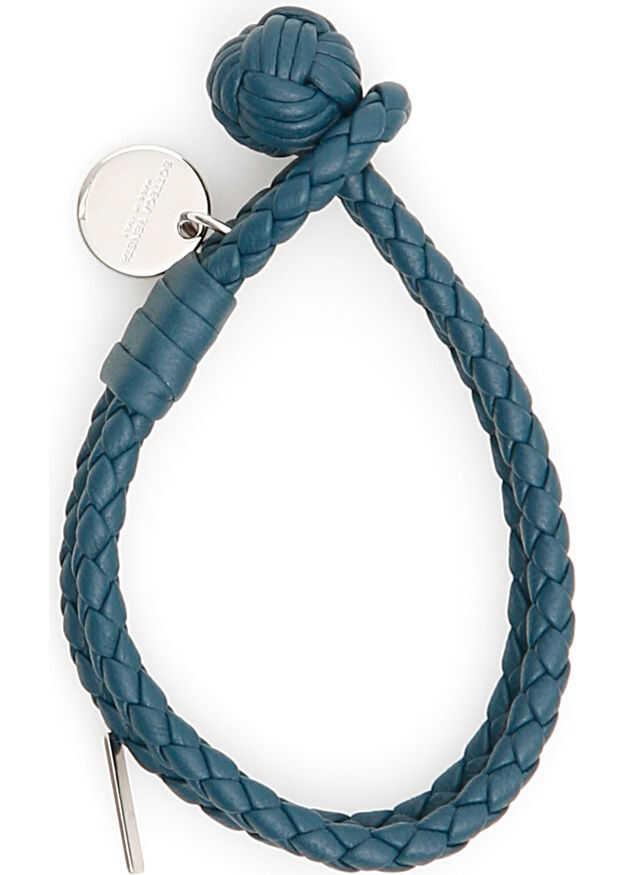 Bottega Veneta Unisex Woven Nappa Bracelet BRIGHTON