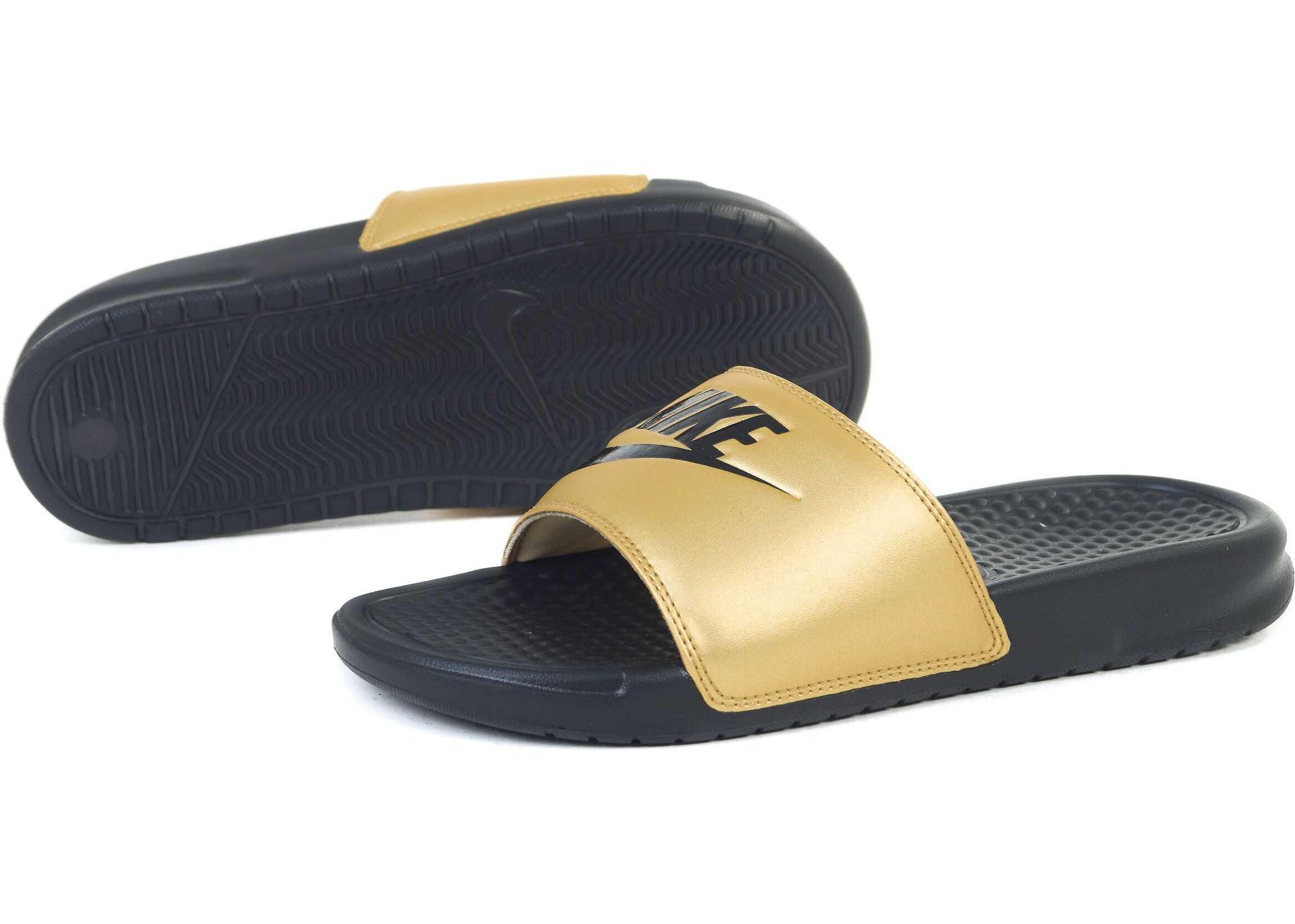 Nike Wmns Benassi Jdi Galben