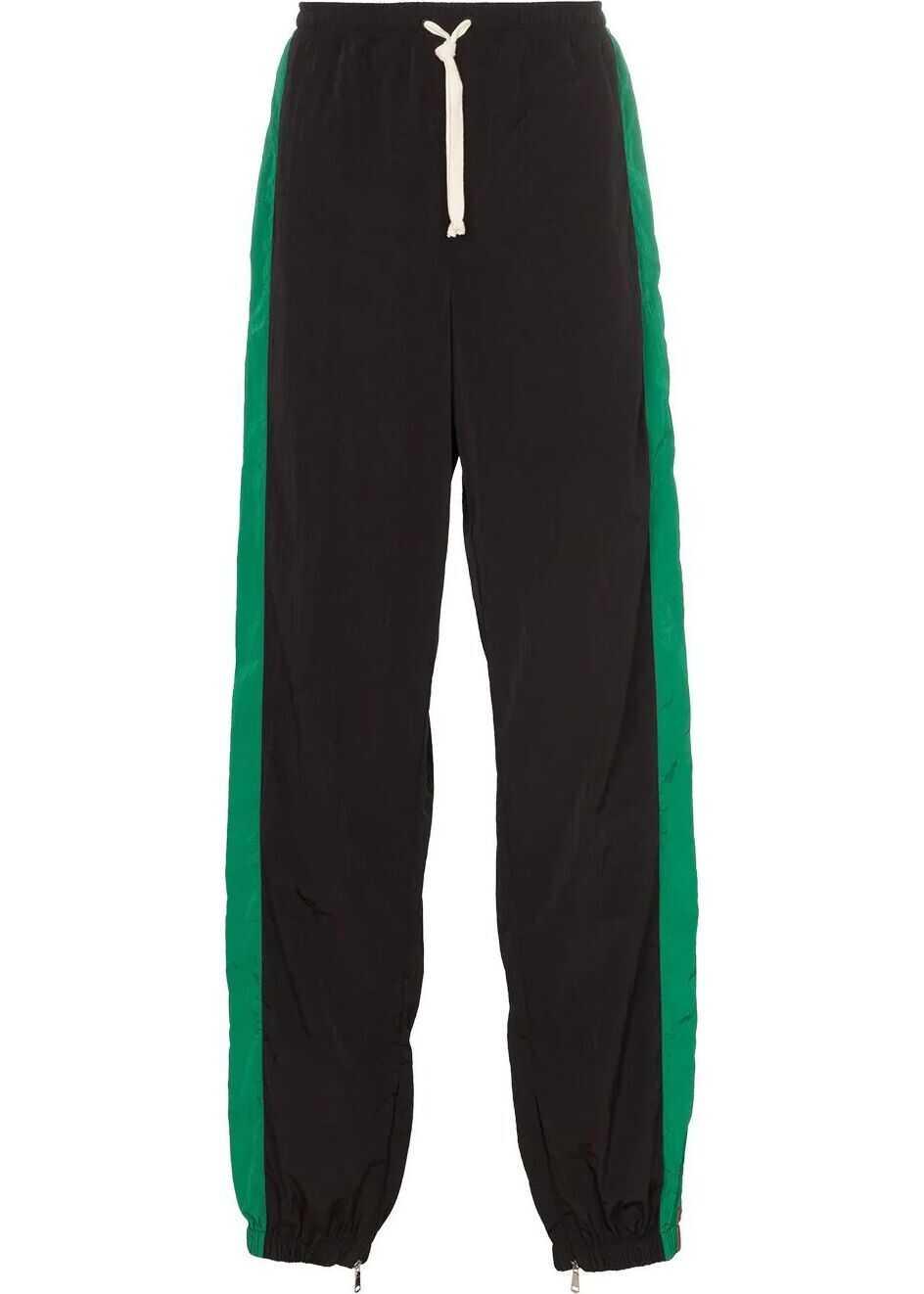 Gucci Polyamide Pants BLACK