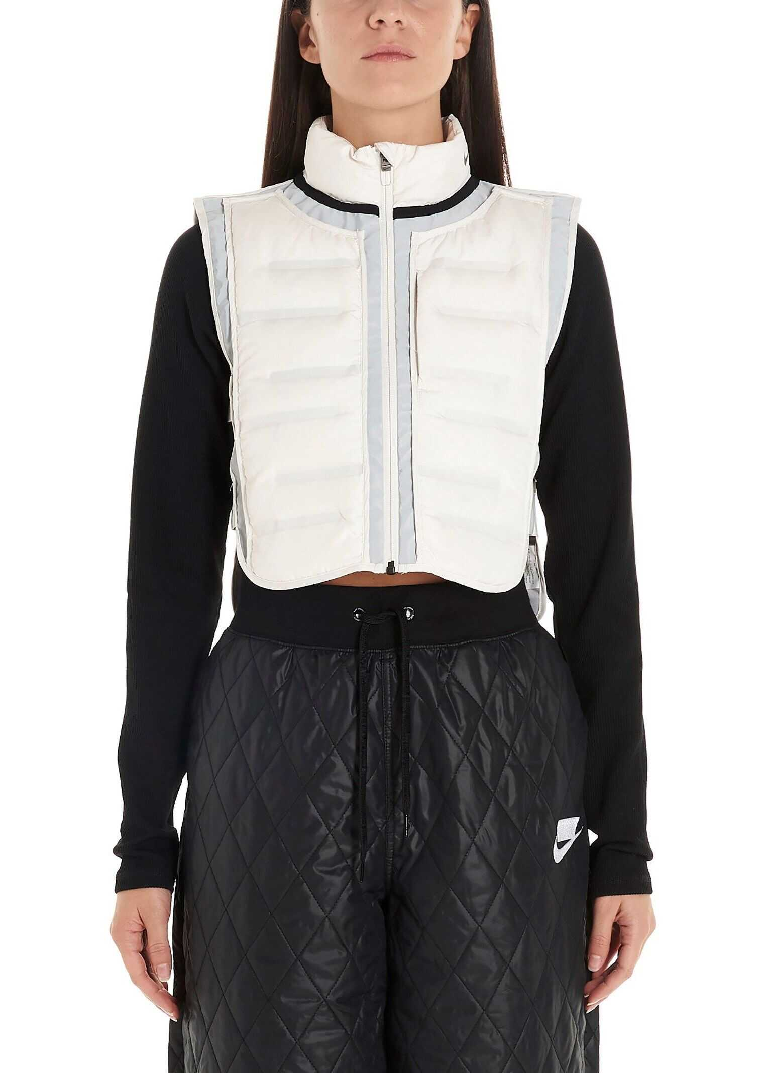 Nike Polyester Vest WHITE