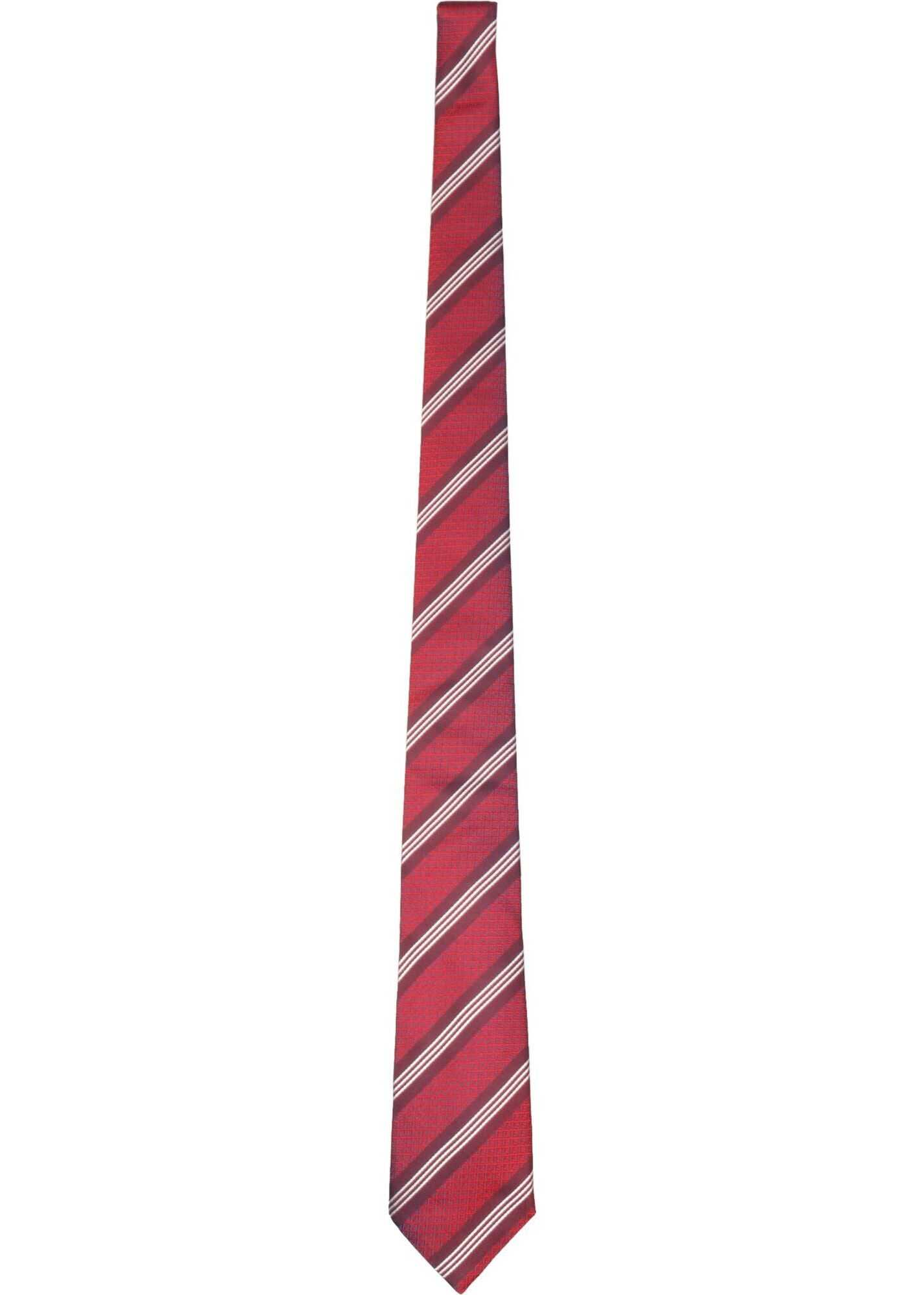 Fendi Cotton Tie RED