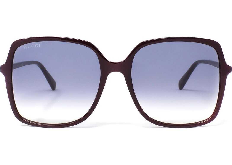 Gucci Acetate Sunglasses BLACK
