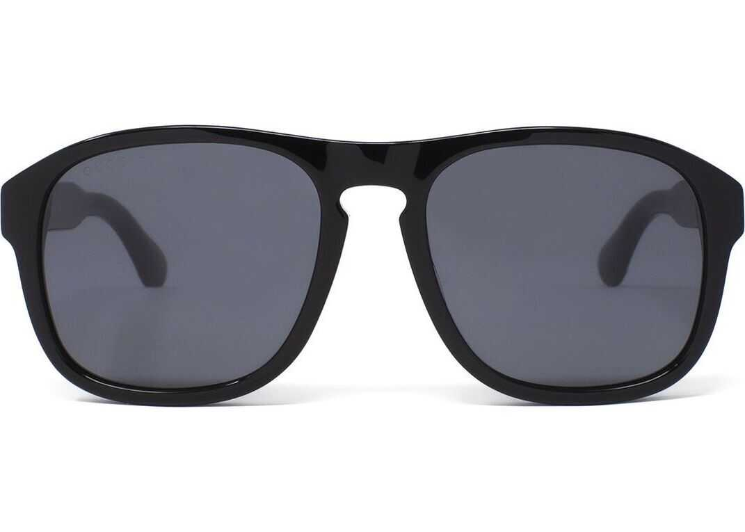 Gucci Acetate Sunglasses BLACK